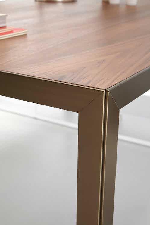 Punt Furniture Denia Insitu Gold Detail Haute Living