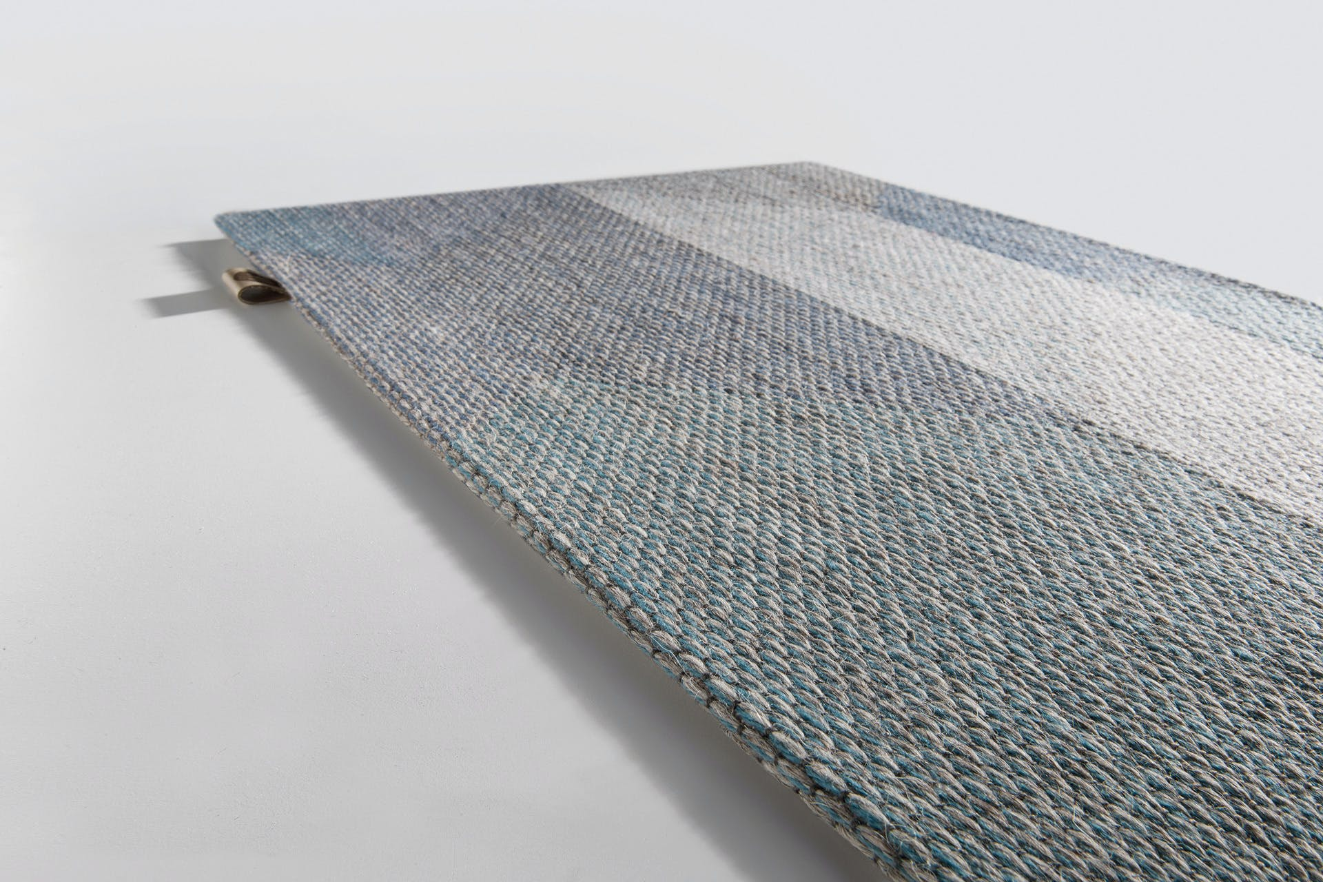 Limited Edition Rugs Diabolo Rug Blue Jeans Haute Living
