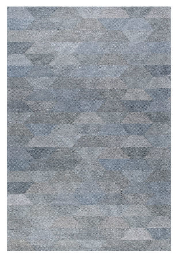 Limited Edition Rugs Diabolo Rug Blue Jeans Top Haute Living