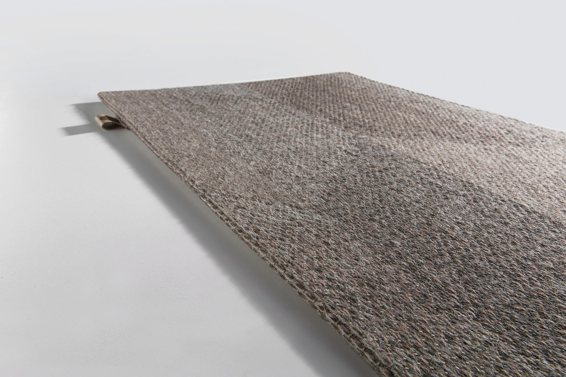 Limited Edition Rugs Diabolo Rug Peppercorn Haute Living