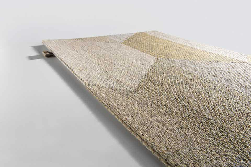 Limited Edition Rugs Diabolo Rug Tiger Eye Haute Living
