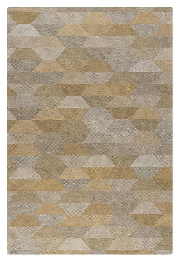 Limited Edition Rugs Diabolo Rug Tiger Eye Top Haute Living
