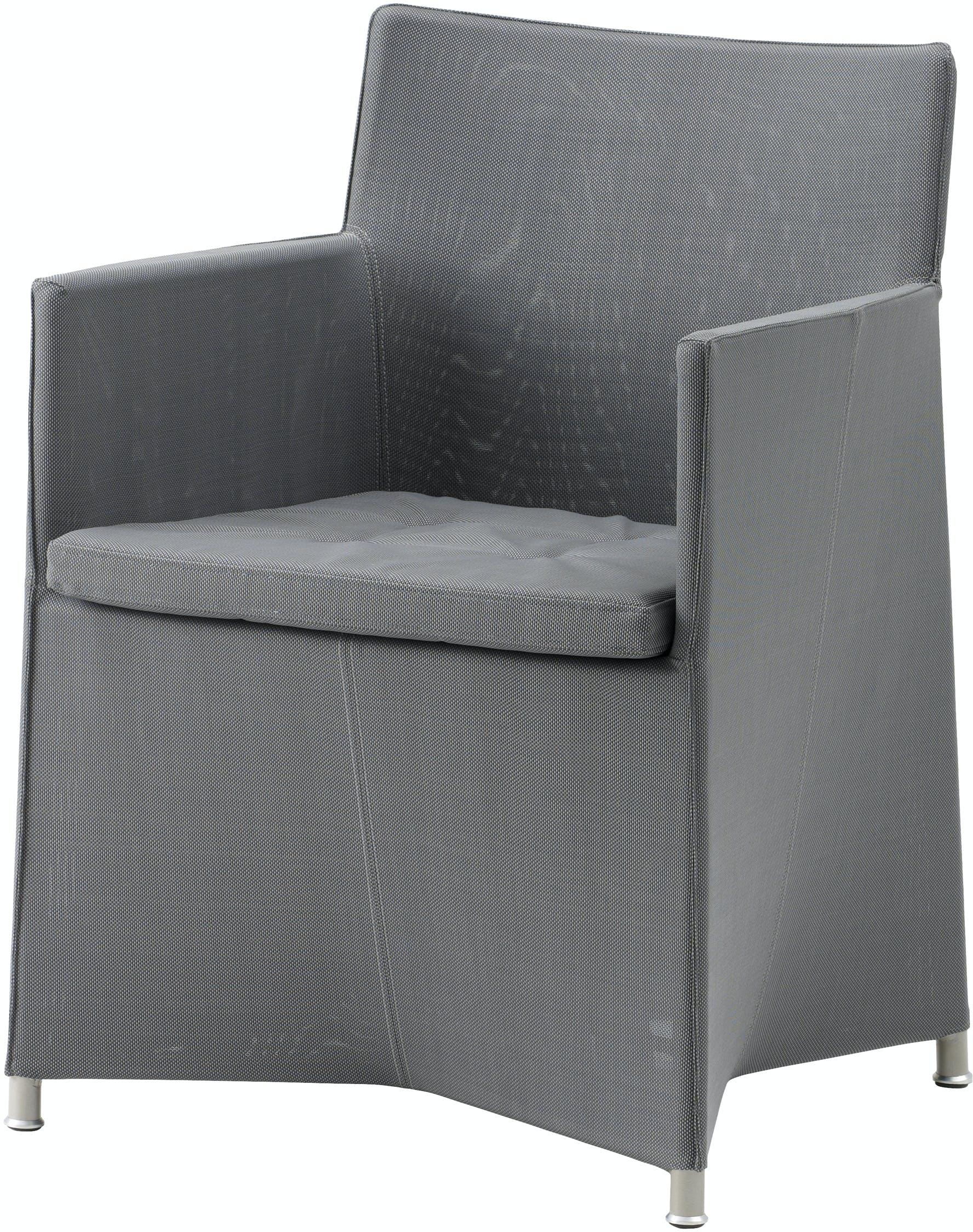 Diamond Armchair Grey