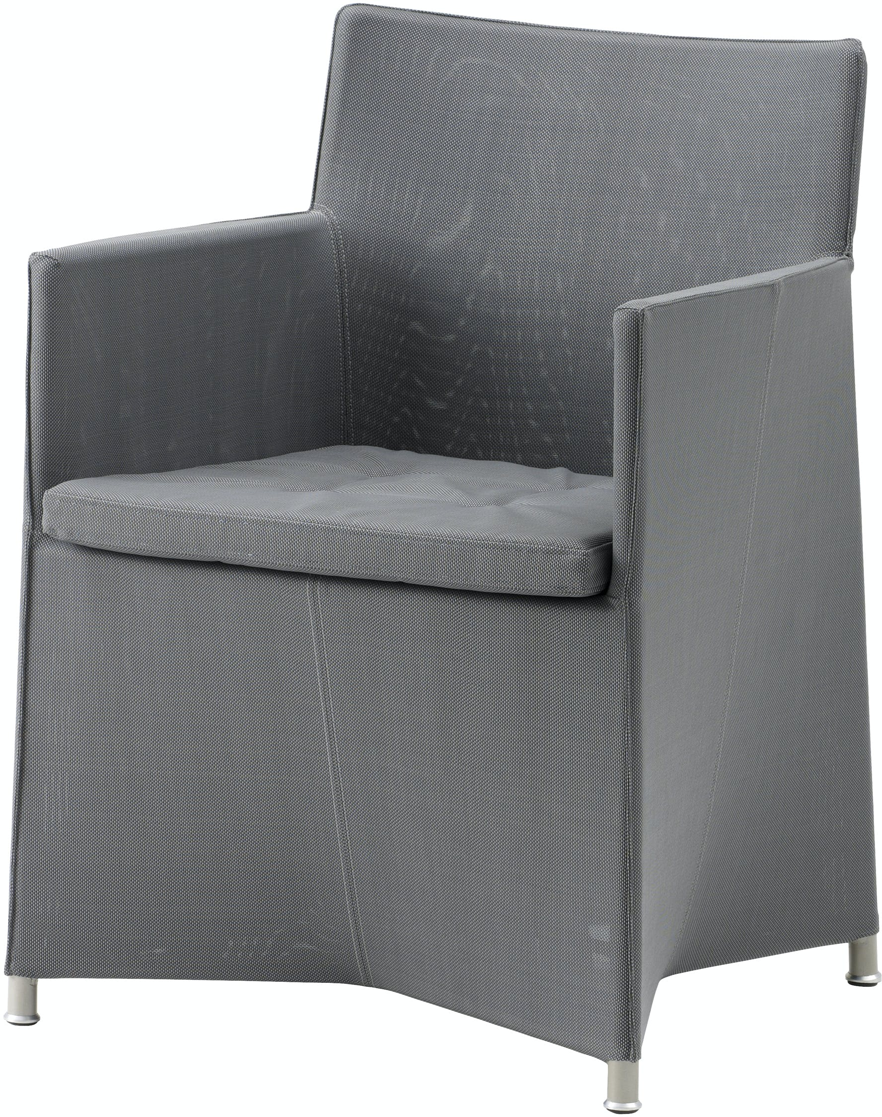 Diamond Armchair Grey