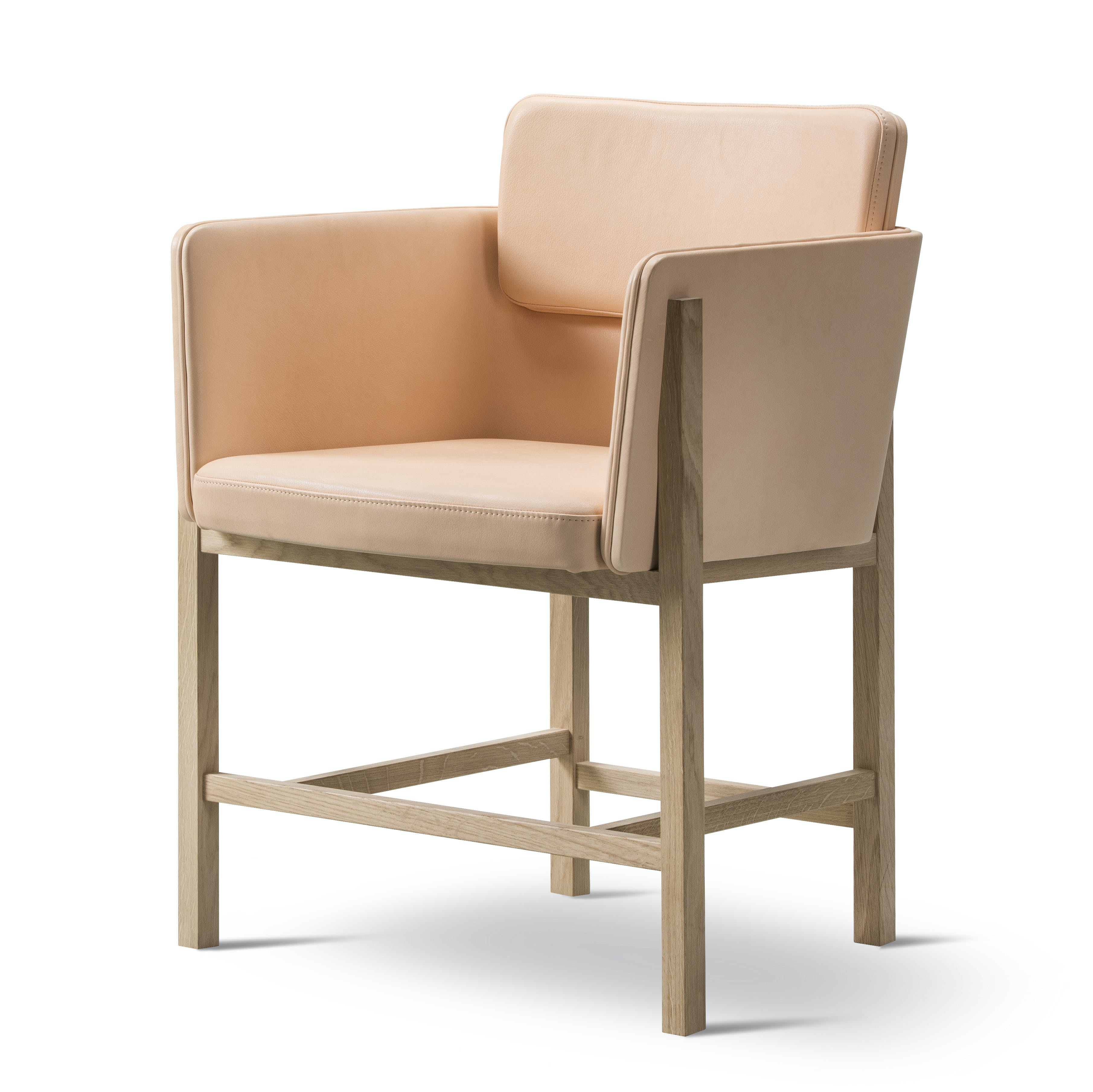 Fredericia Furniture Din Chair Angle Haute Living
