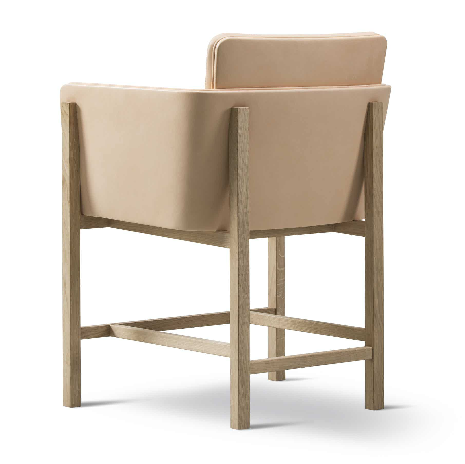 Fredericia Furniture Din Chair Back Haute Living