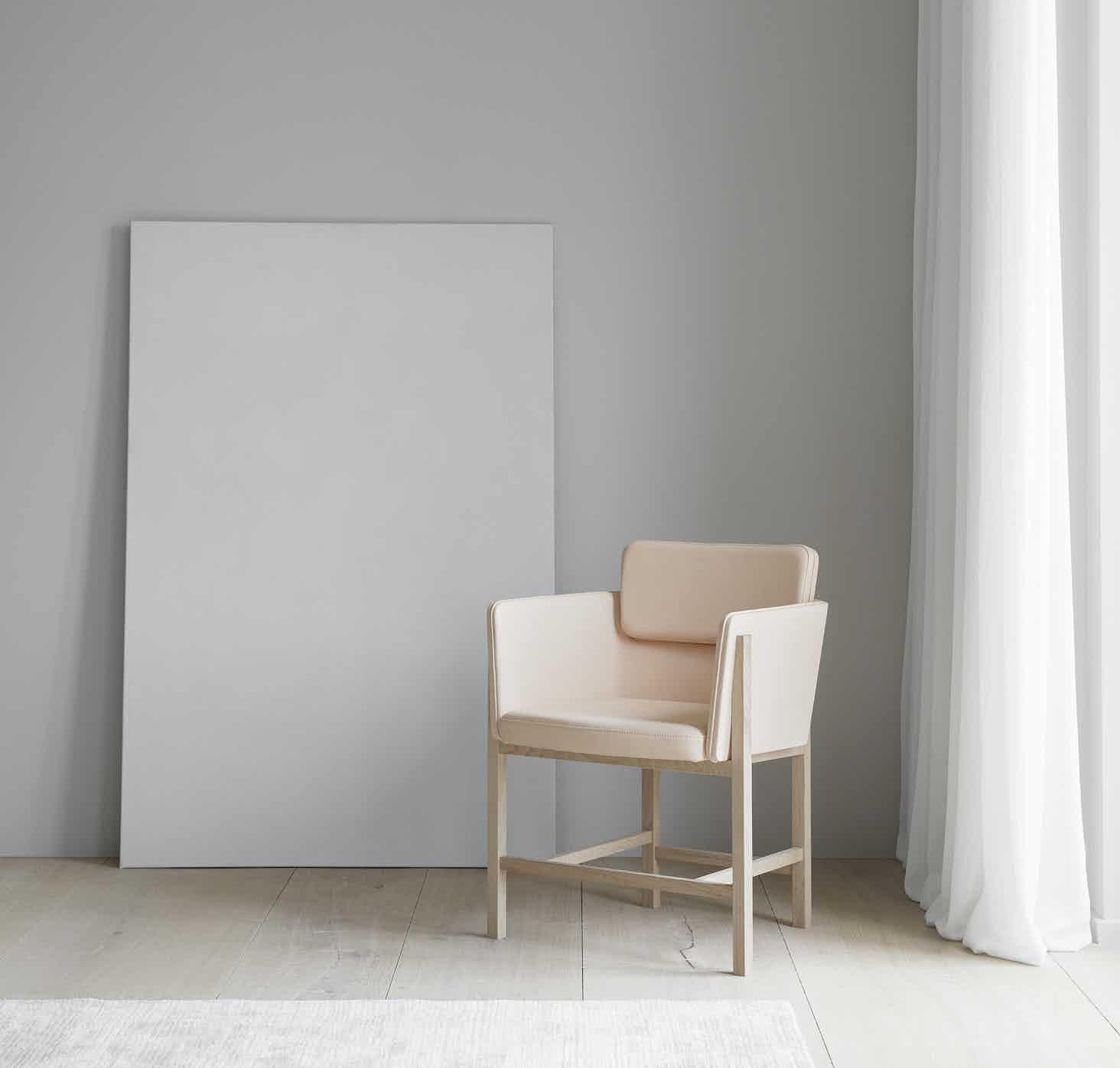 Fredericia Furniture Din Chair Insitu Haute Living