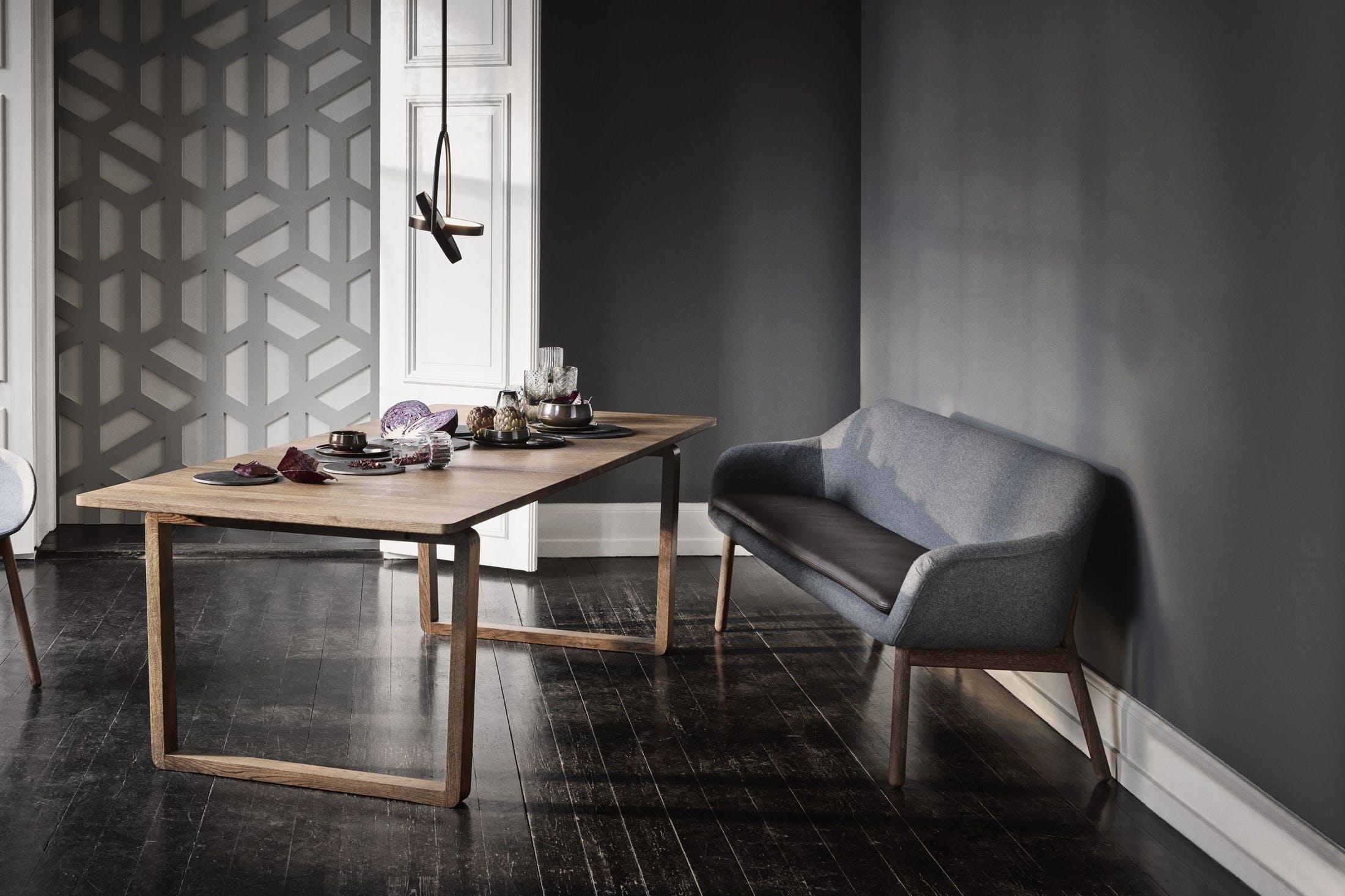 Bolia Grey Dine Sofa Insitu Haute Living