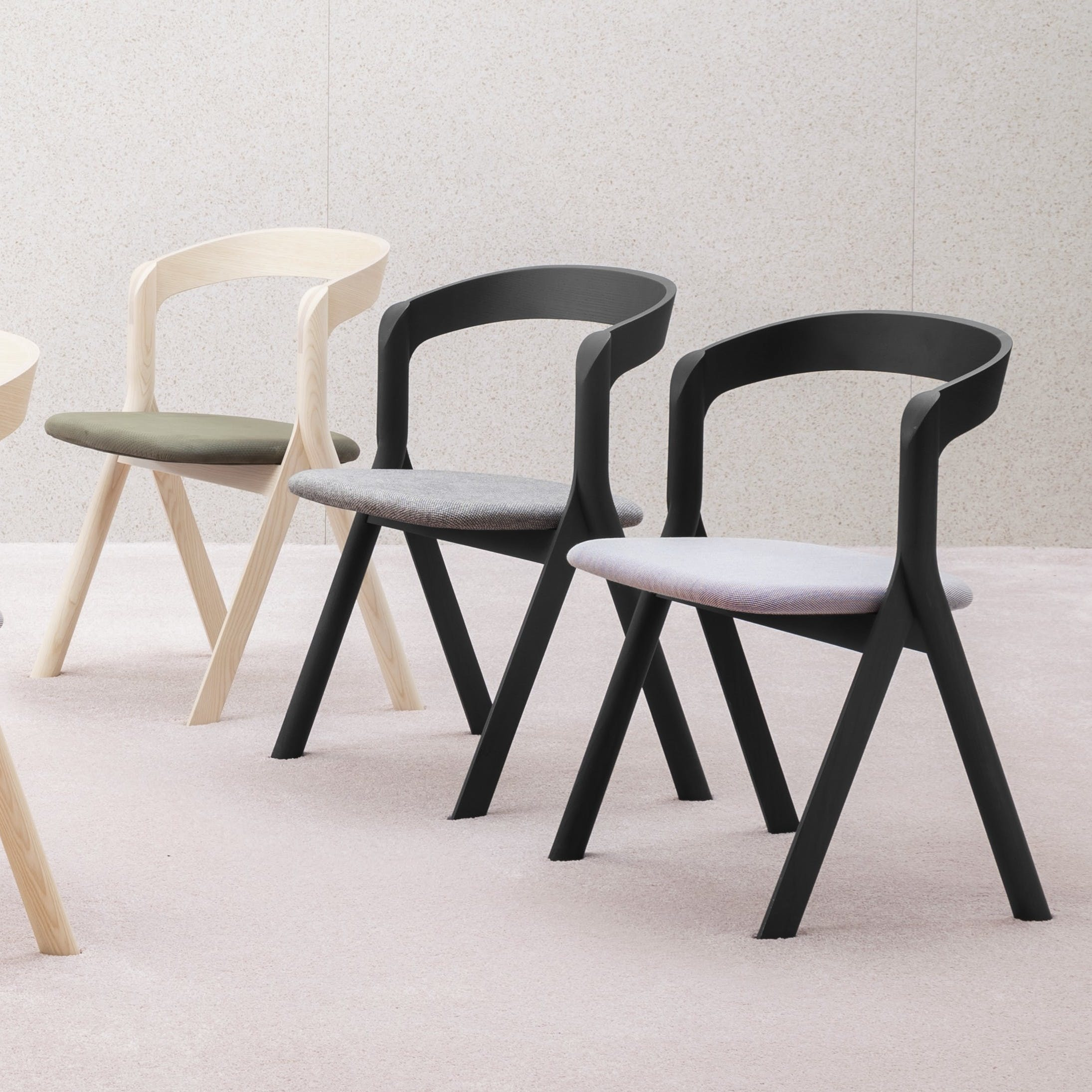 Miniforms Diverge Chair Group Haute Living