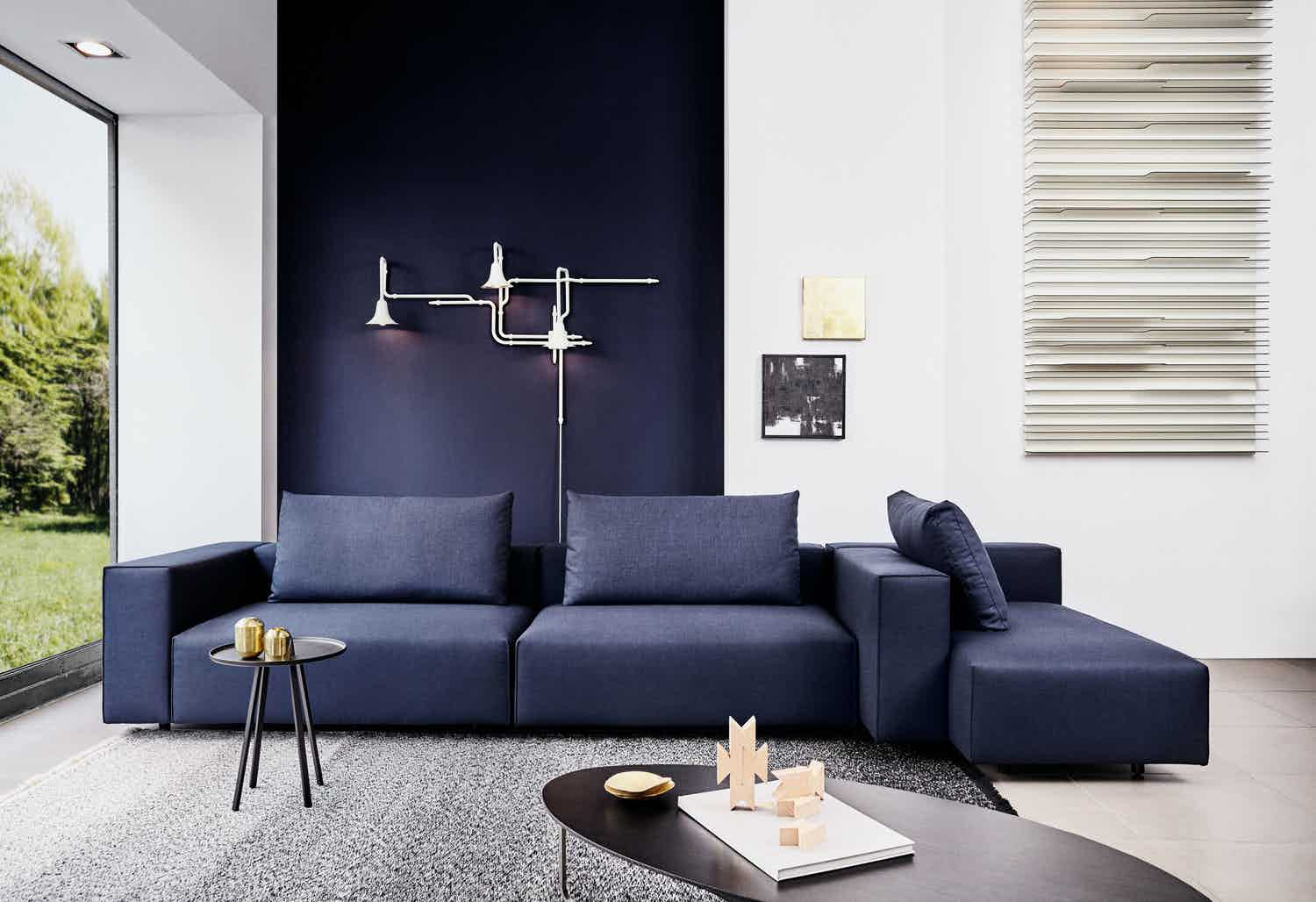 Domino Sofa By Montis Haute Living