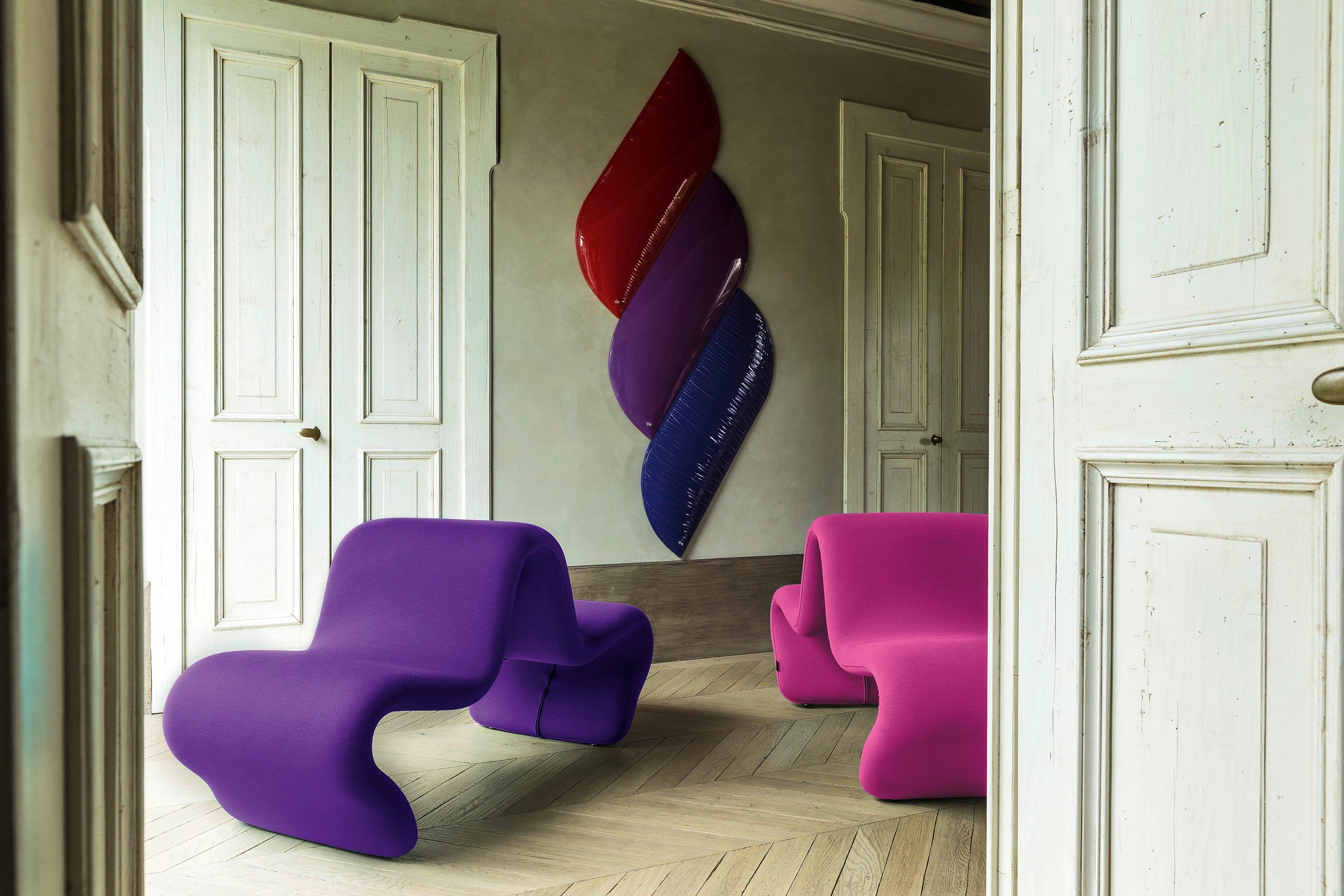 Lacividina-dos-a-dos-louvre-purple-pink-haute-living