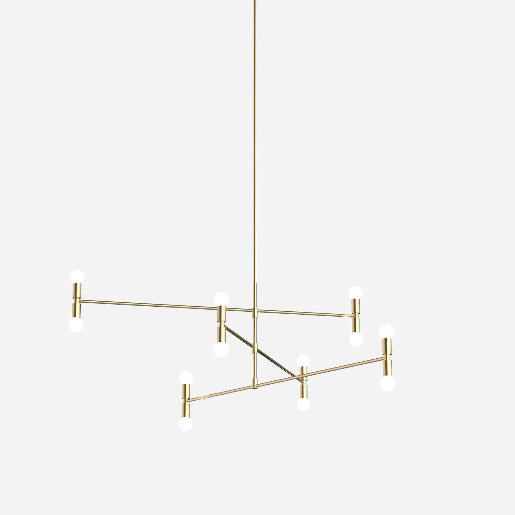 lambert et fils dot 14 chandelier haute living