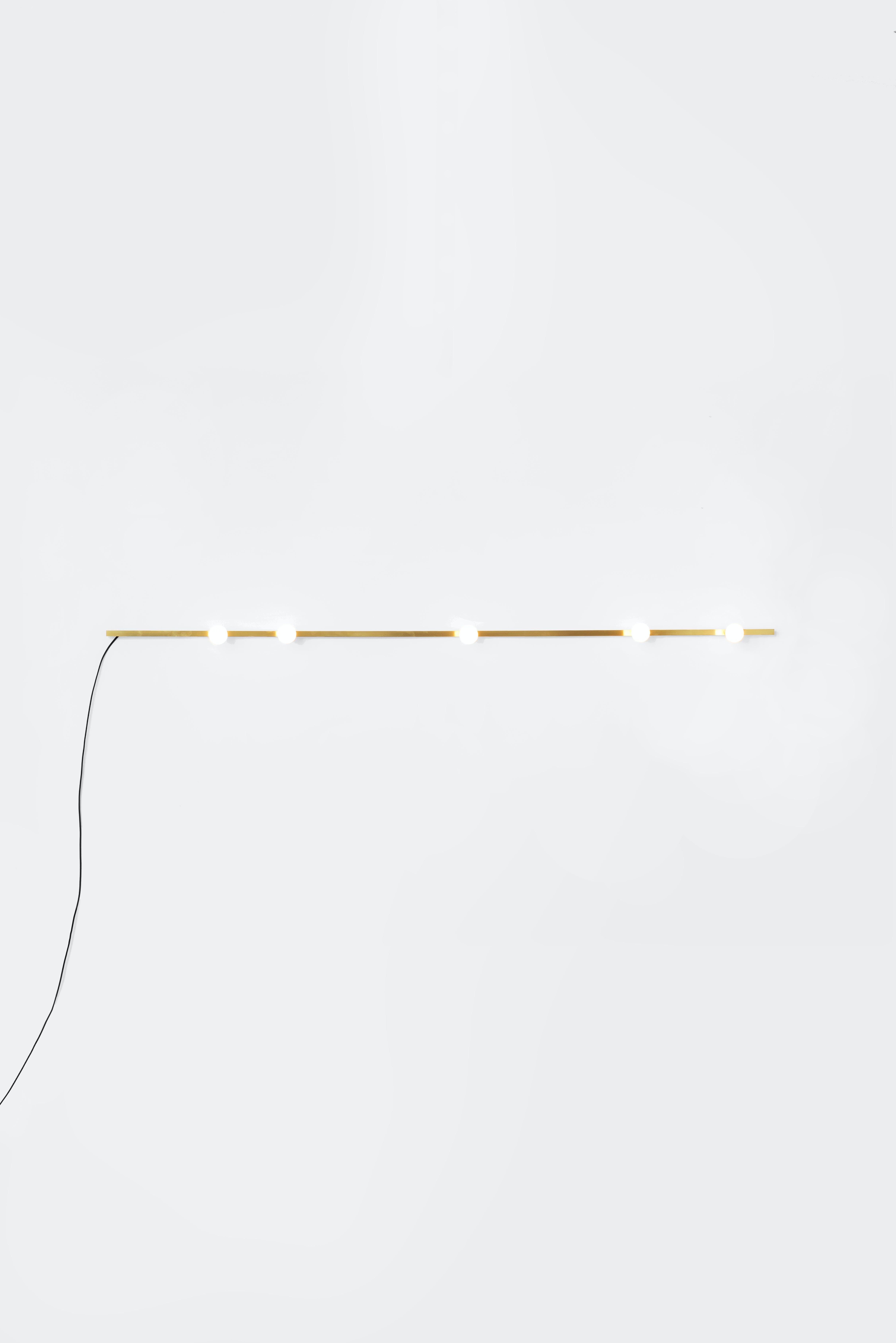 lambert et fils dot line wall lamp haute living