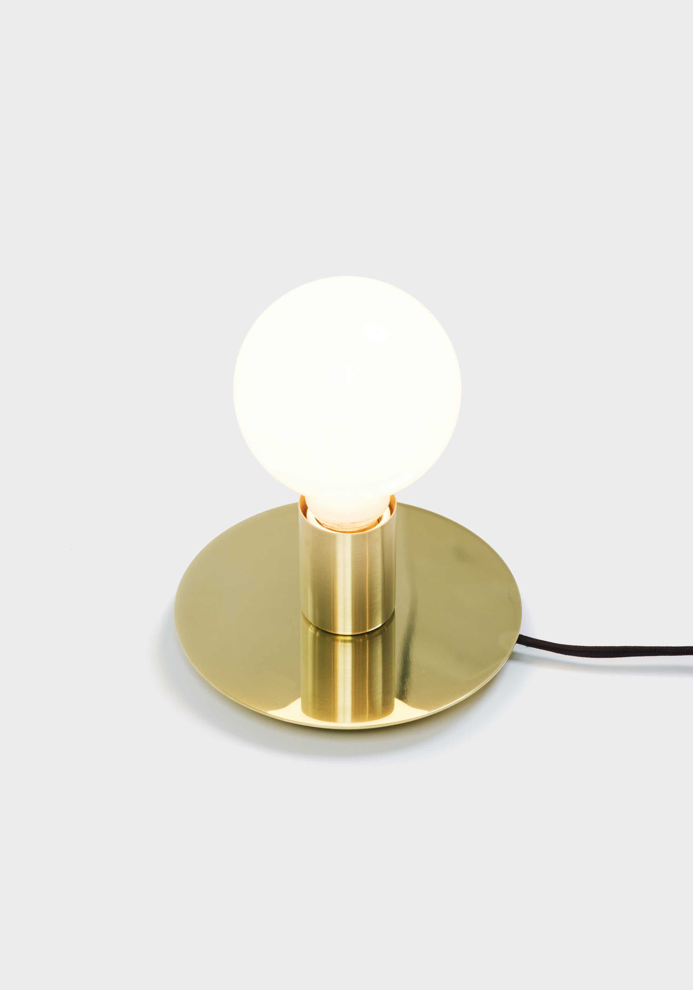 lambert & fils dot table lamp haute living