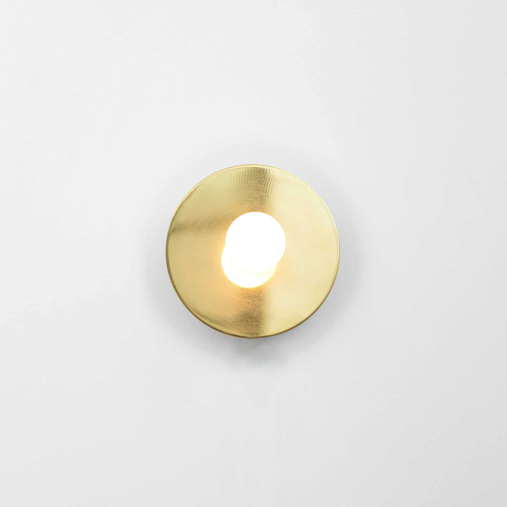 lambert et fils dot wall lamp haute living