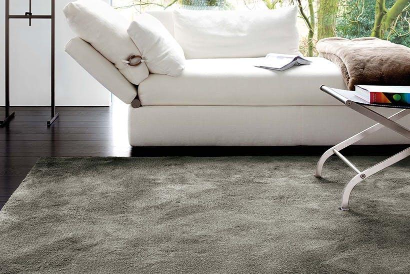 Limited Edition Rugs Dream Rug Warm Grey Insitu Haute Living