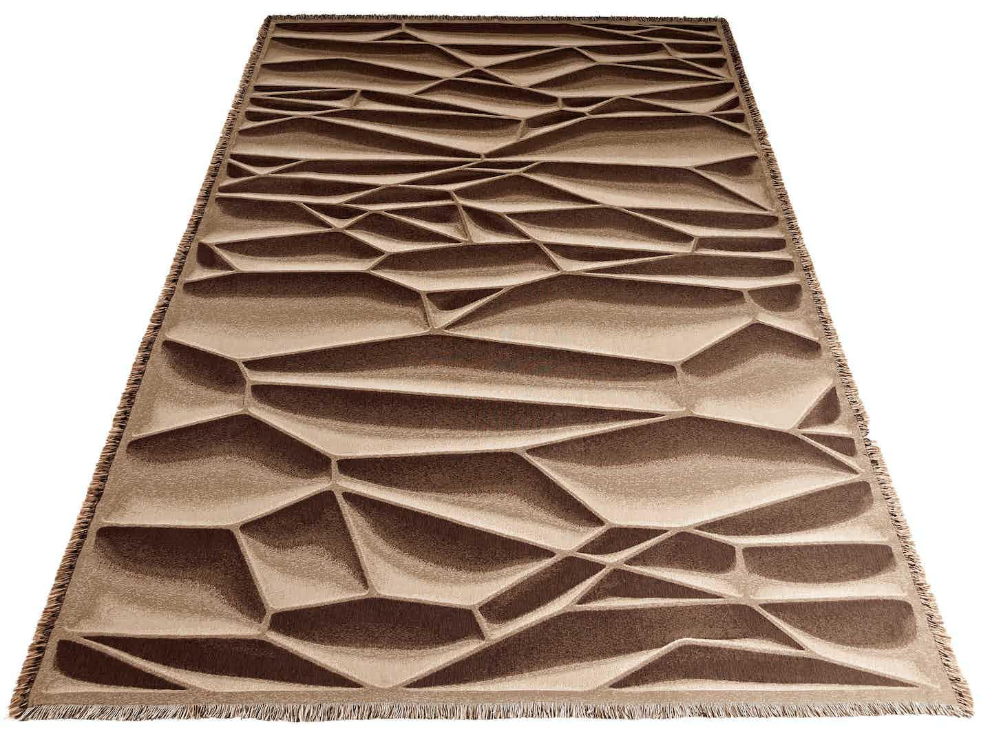 Moooi Carpets Dry Carpet Angle Haute Living