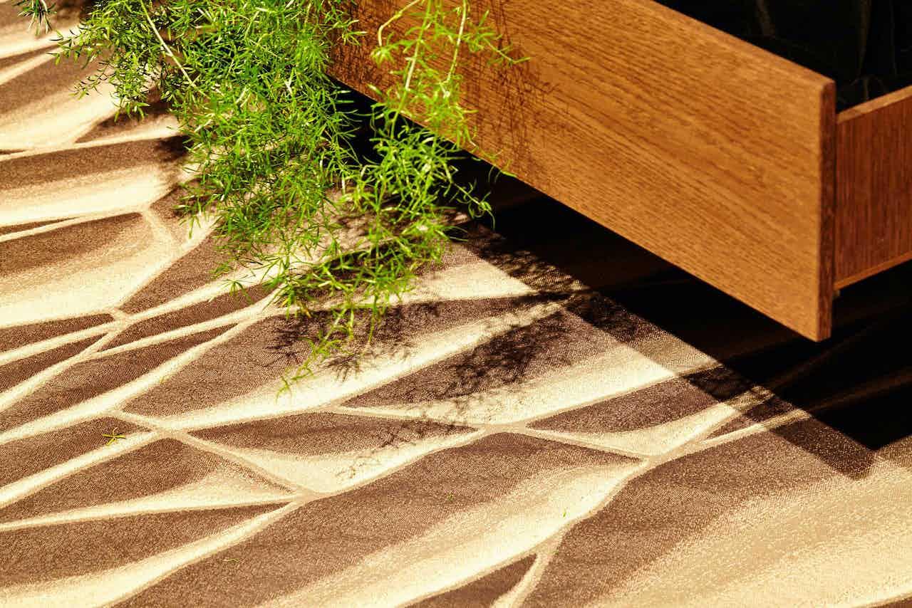 Moooi Carpets Dry Carpet Insitu Detail Haute Living