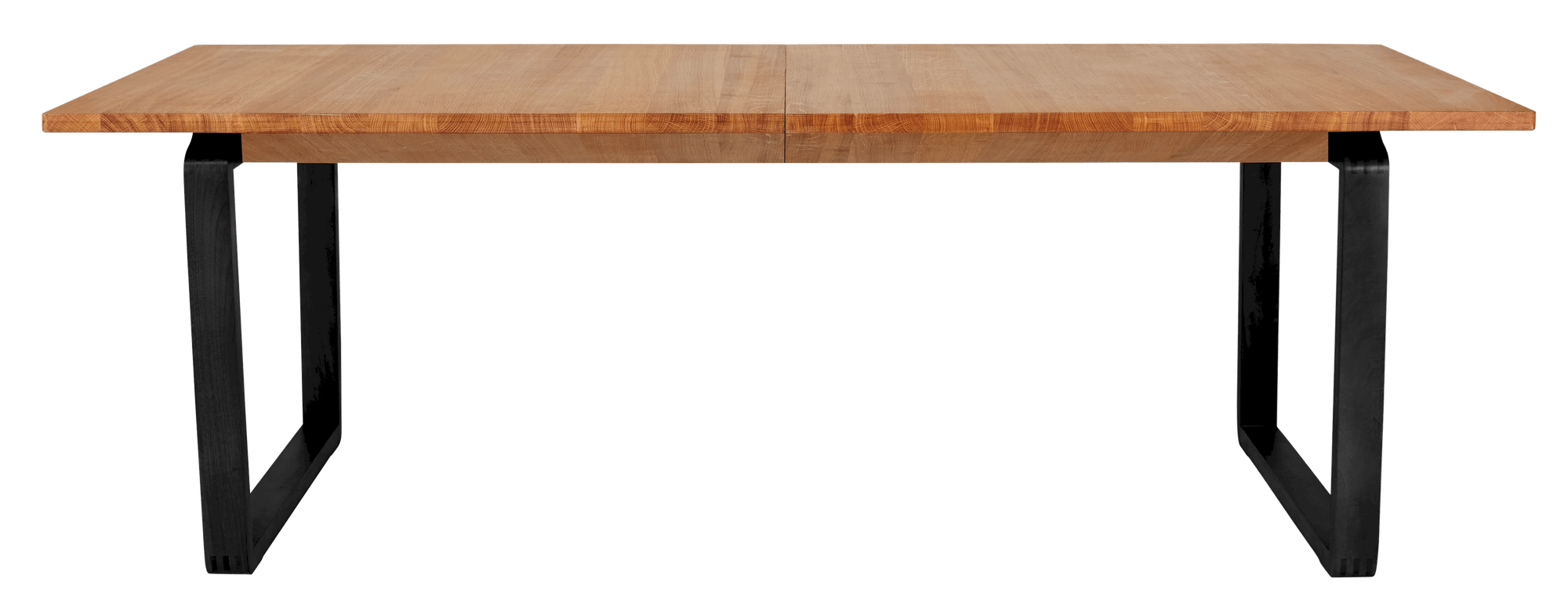 bolia dt dining table walnut haute living