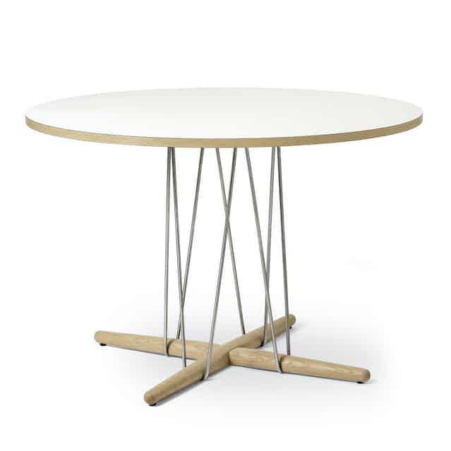 Carl-hansen-white-e020-embrace-table-haute-living