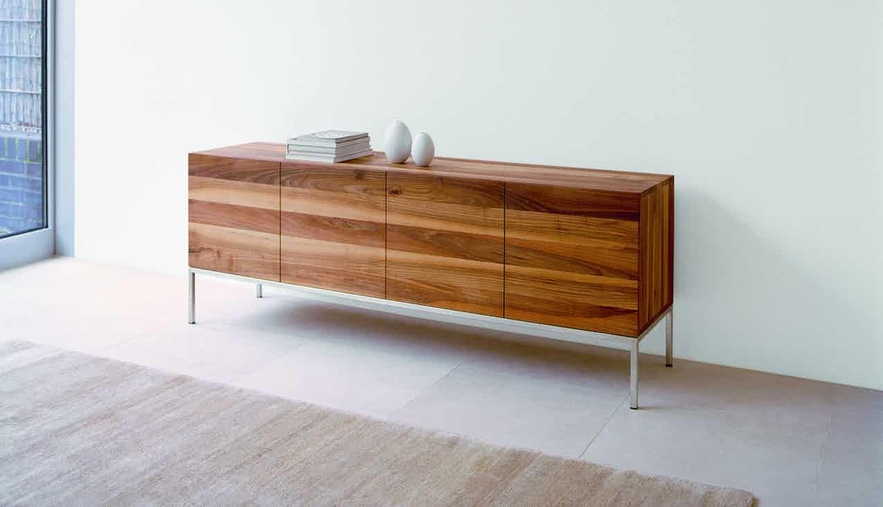 E15 furniture walnut farah sideboard institu haute living