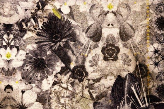 Moooi Carpets Eden King Detail Haute Living