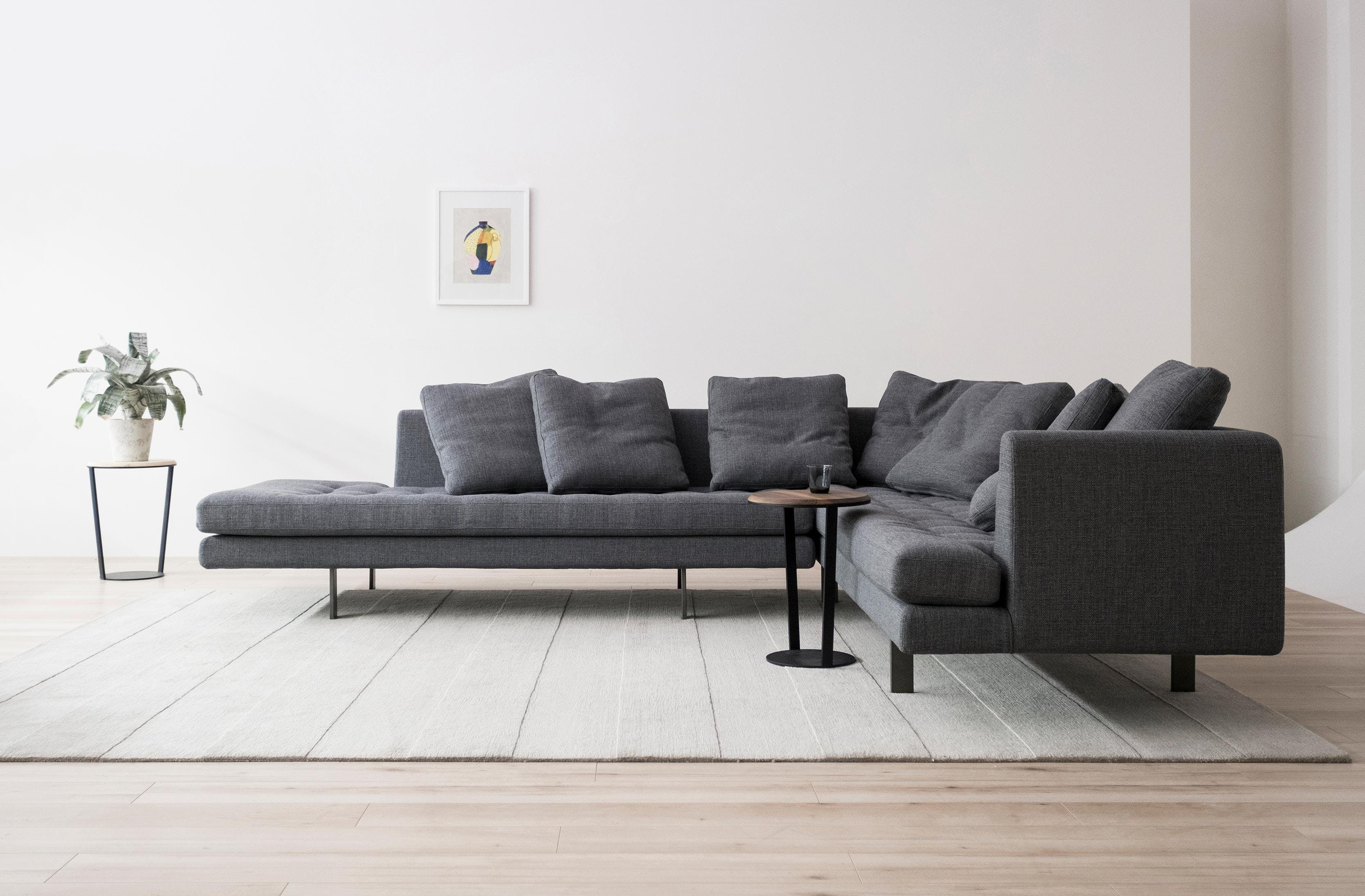 Bensen Grey Edward Sectional Insitu