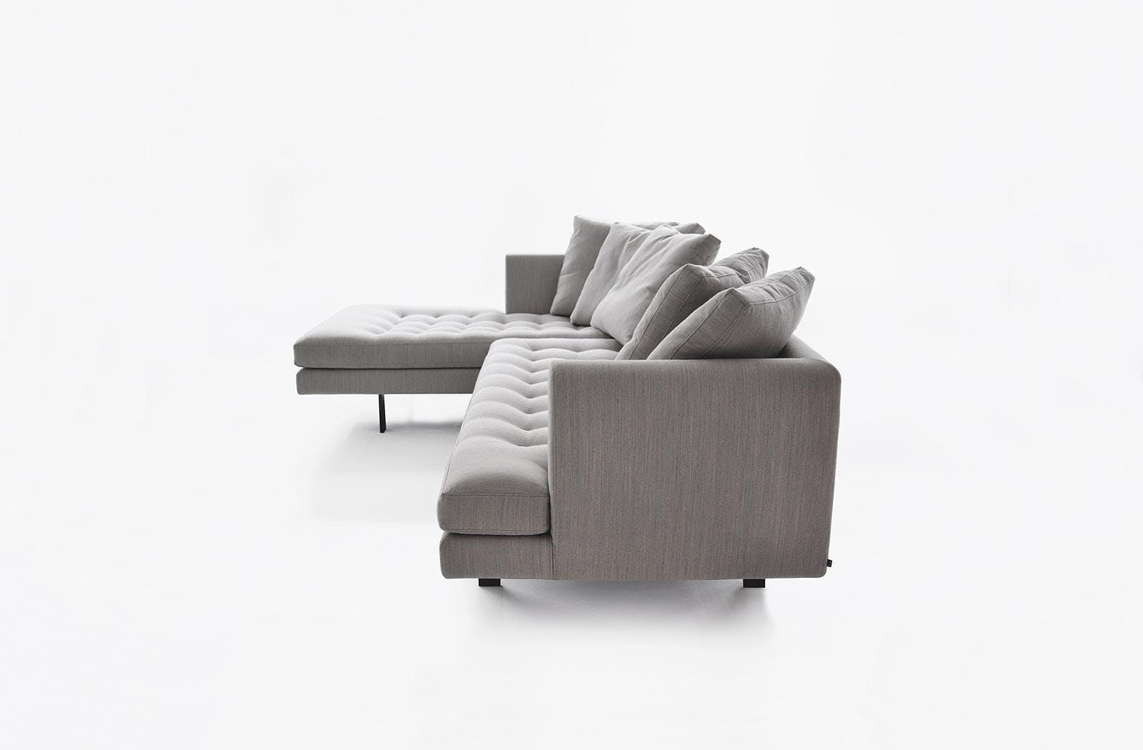 Bensen Edward Sectional Sofa Side