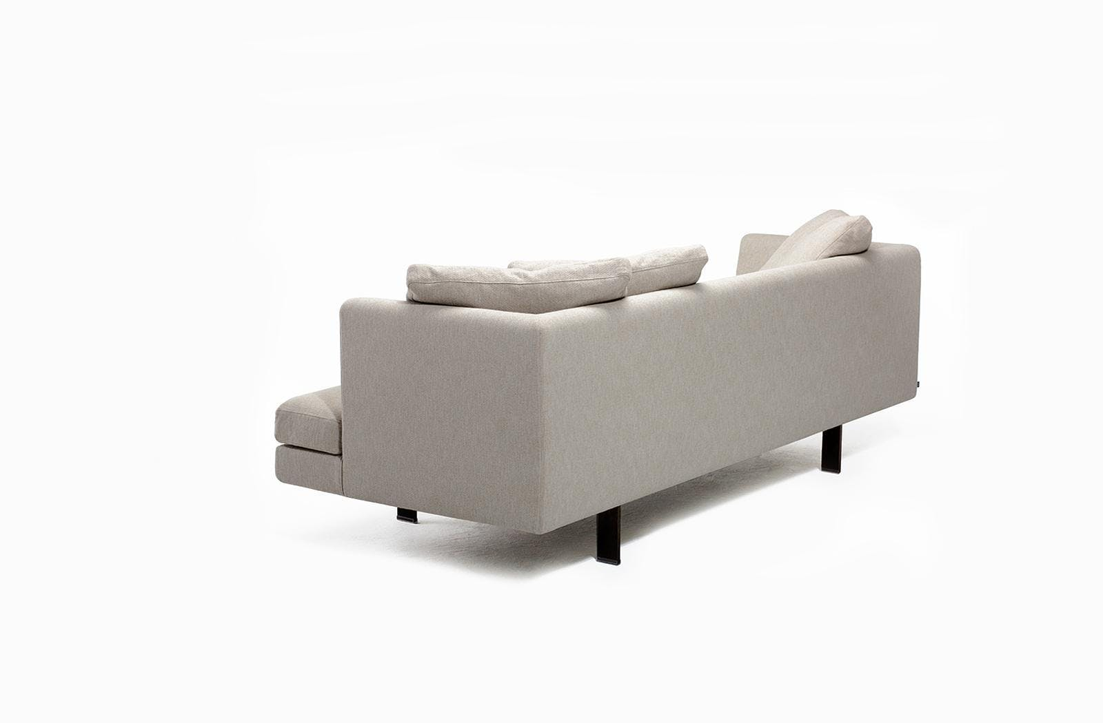 Bensen Edward Cream Sofa Back