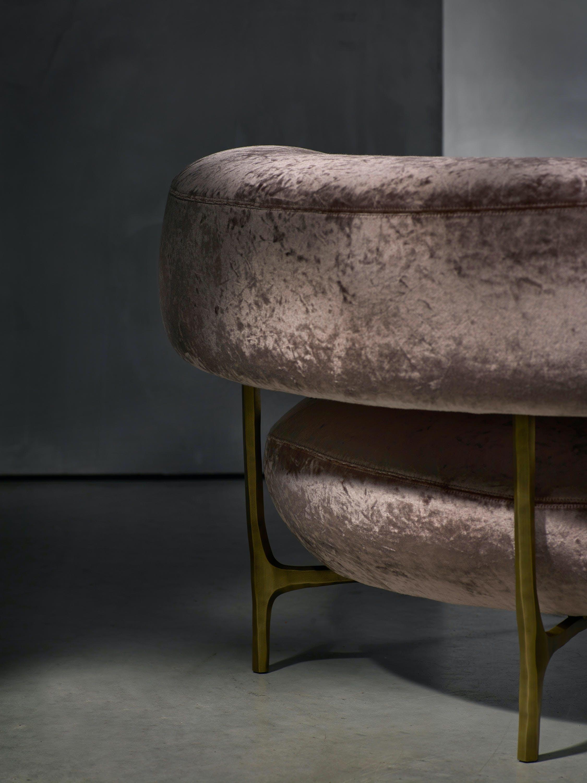 Piet Boon Ella Armchair Detail Haute Living