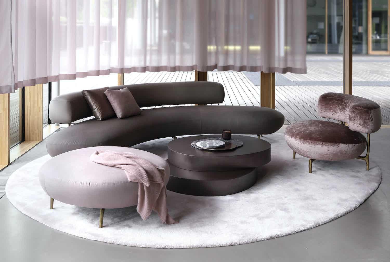 Piet Boon Lavender Ella Armchair Insitu Haute Living Copy