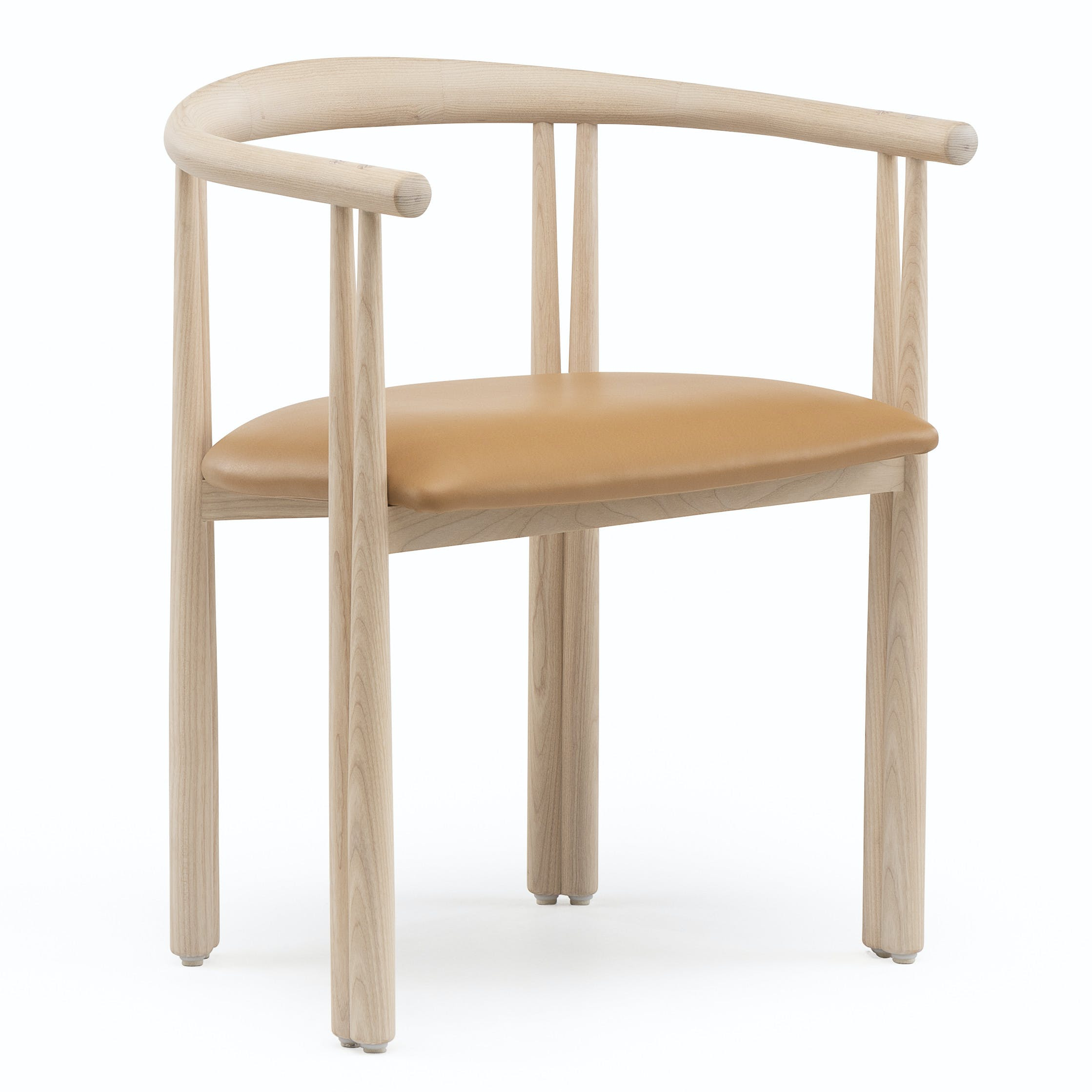 De La Espada Jason Miller Elliot Dining Chair Thumbnail Haute Living