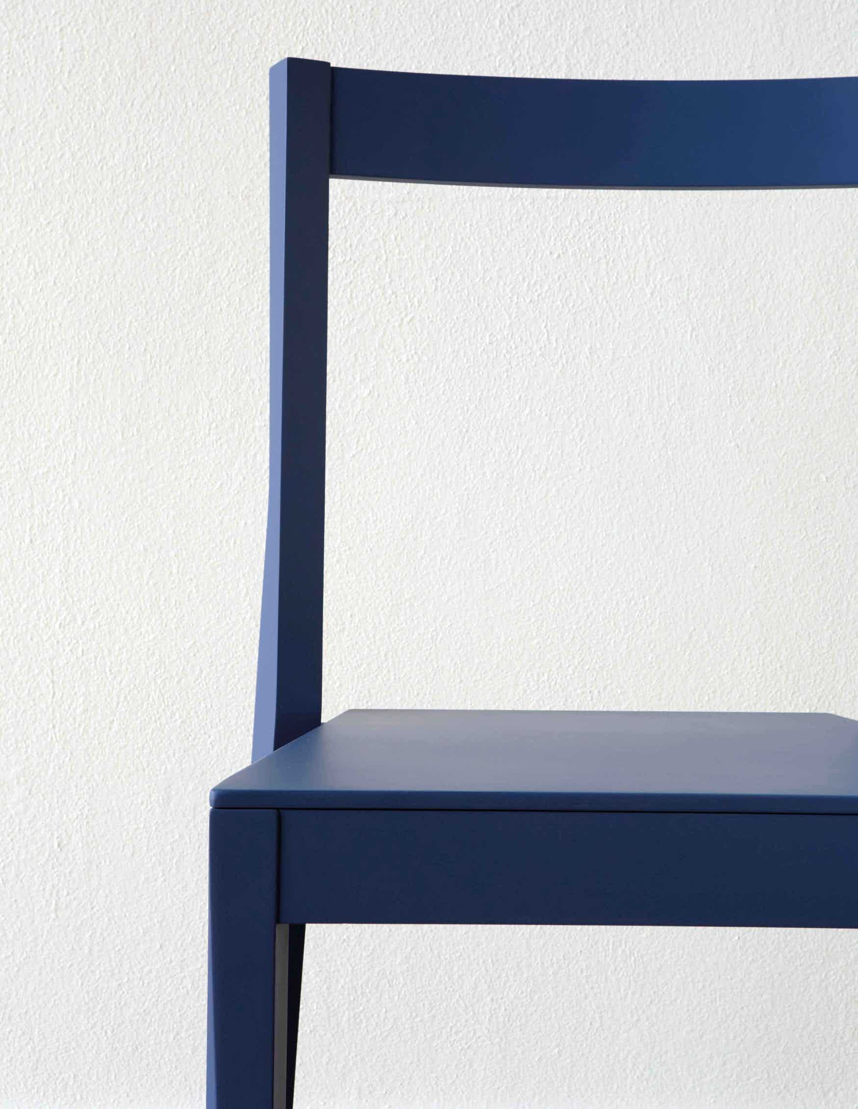Miniforms Emilia Chair Back Detail Haute Living