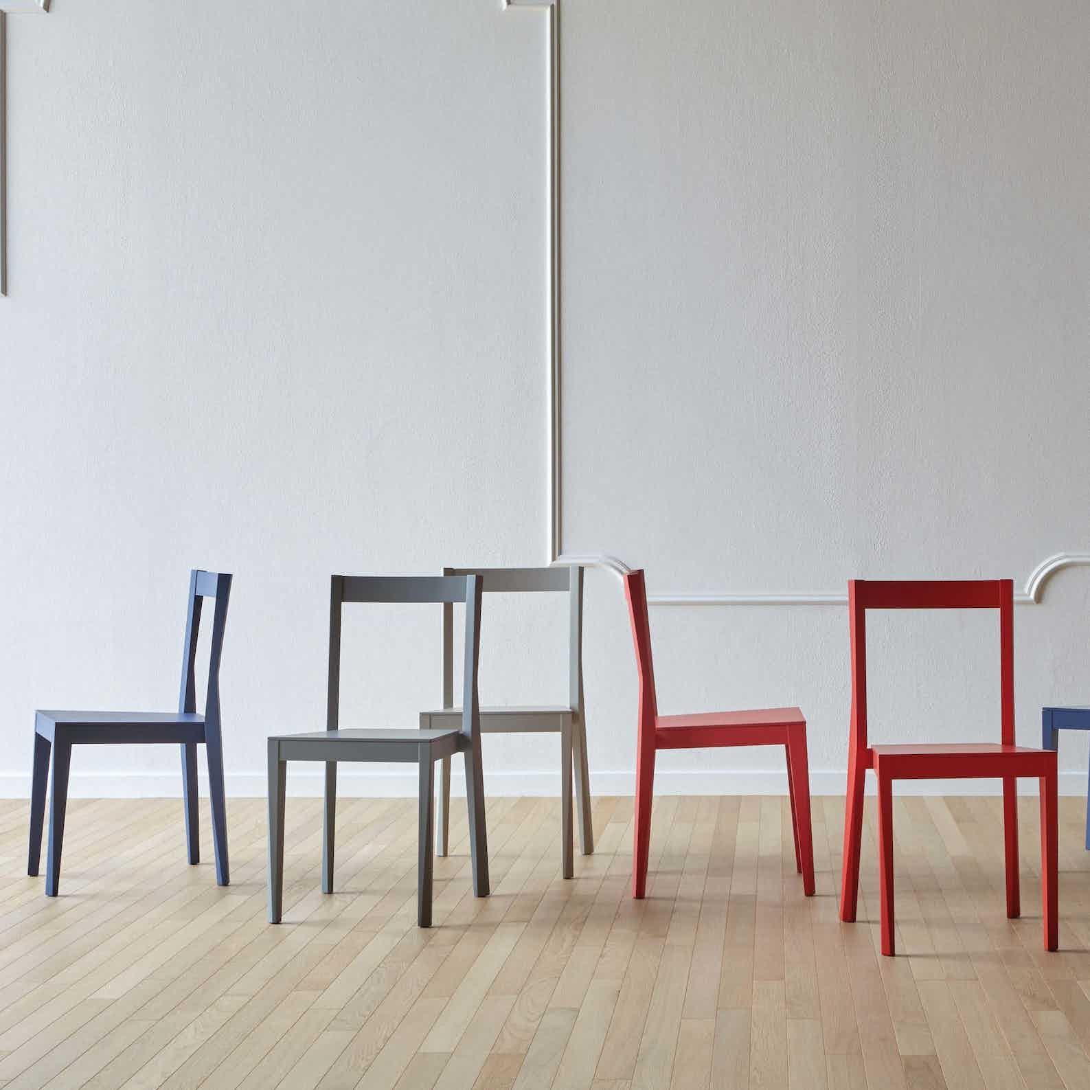Miniforms Emilia Chair Group Haute Living