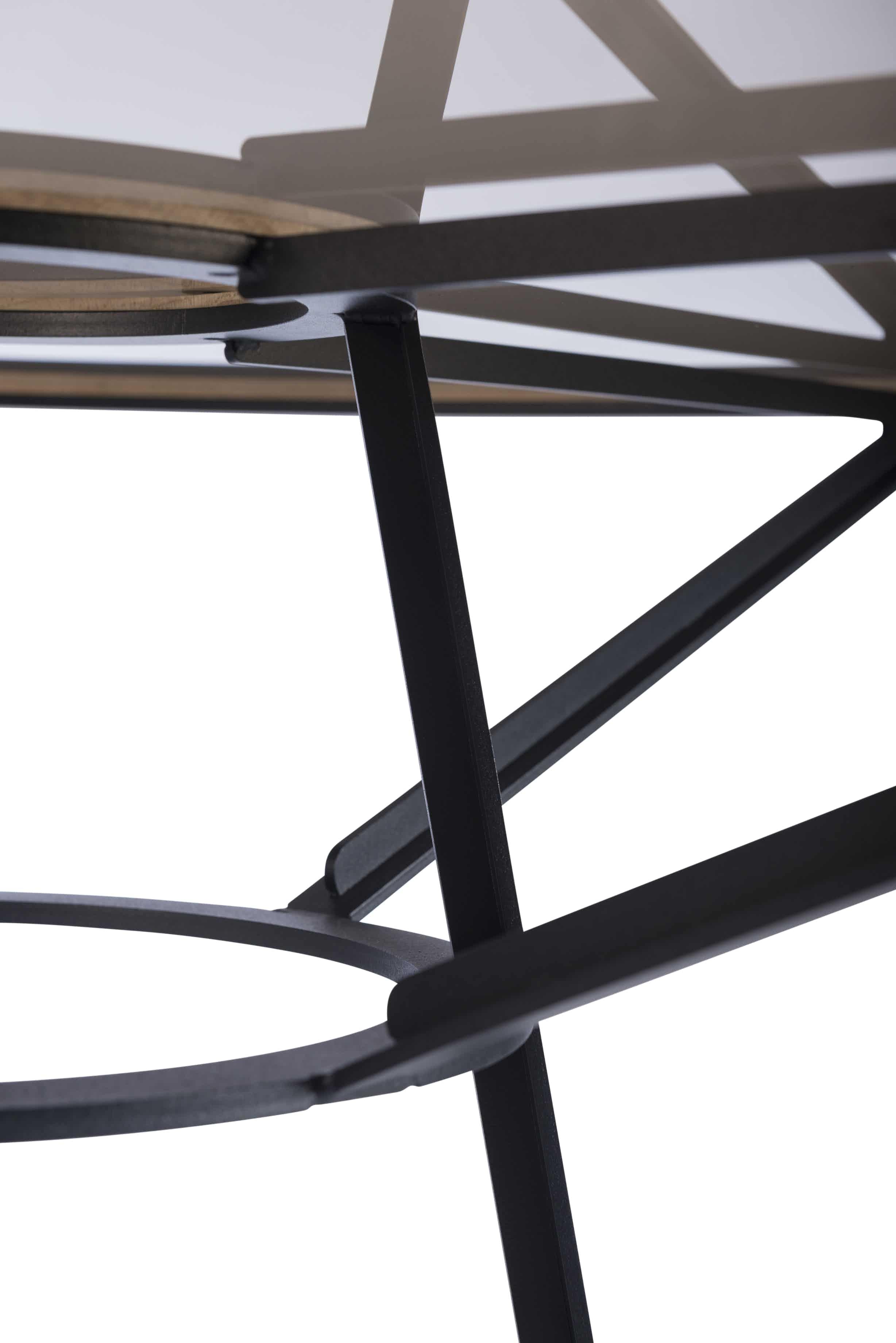Spectrum Furniture Detail Endless Round Table Haute Living