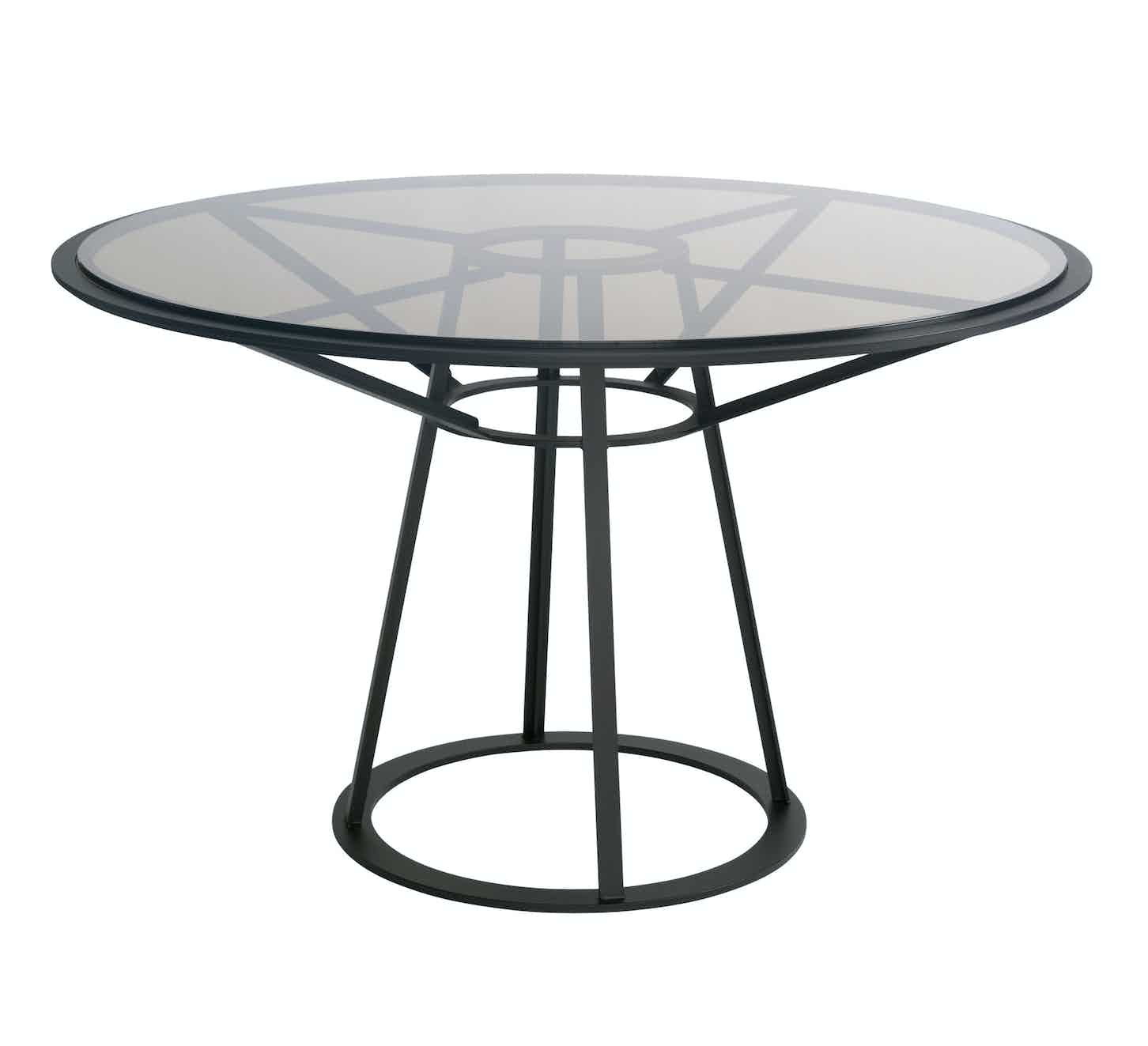 Spectrum Furniture Round Top Endless Round Table Haute Table