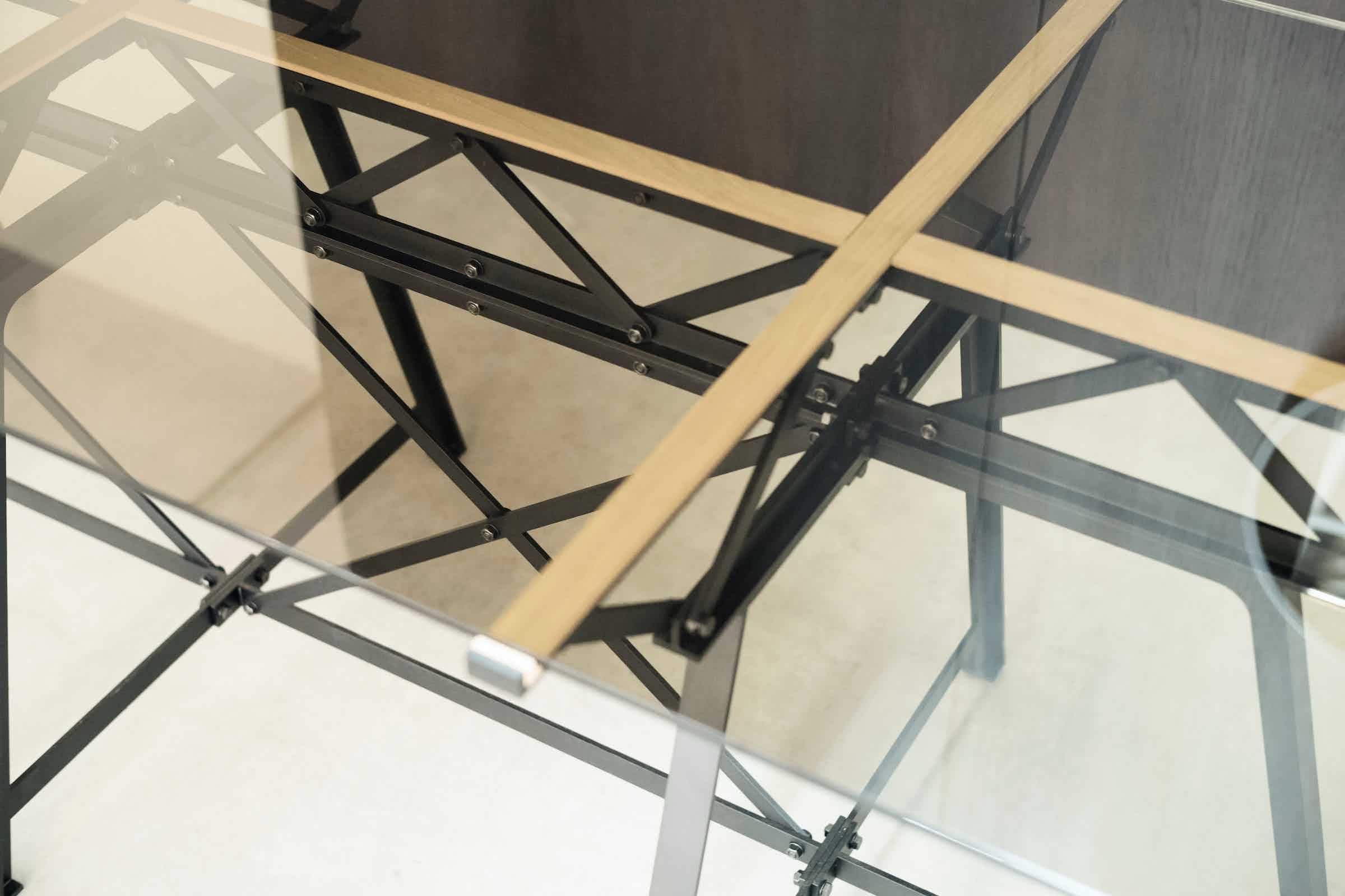 Spectrum Furniture Detail Endless Table Institu Haute Living
