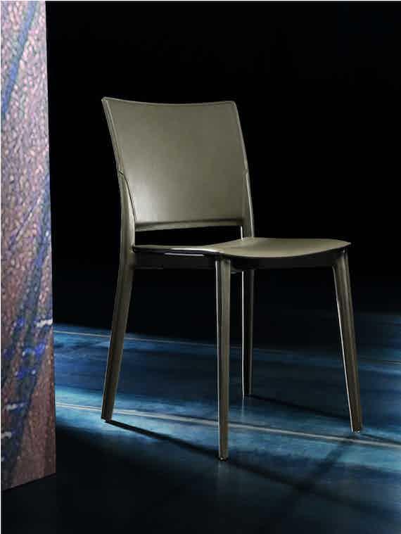 Fasem Ergo Chair Green Angle Haute Living