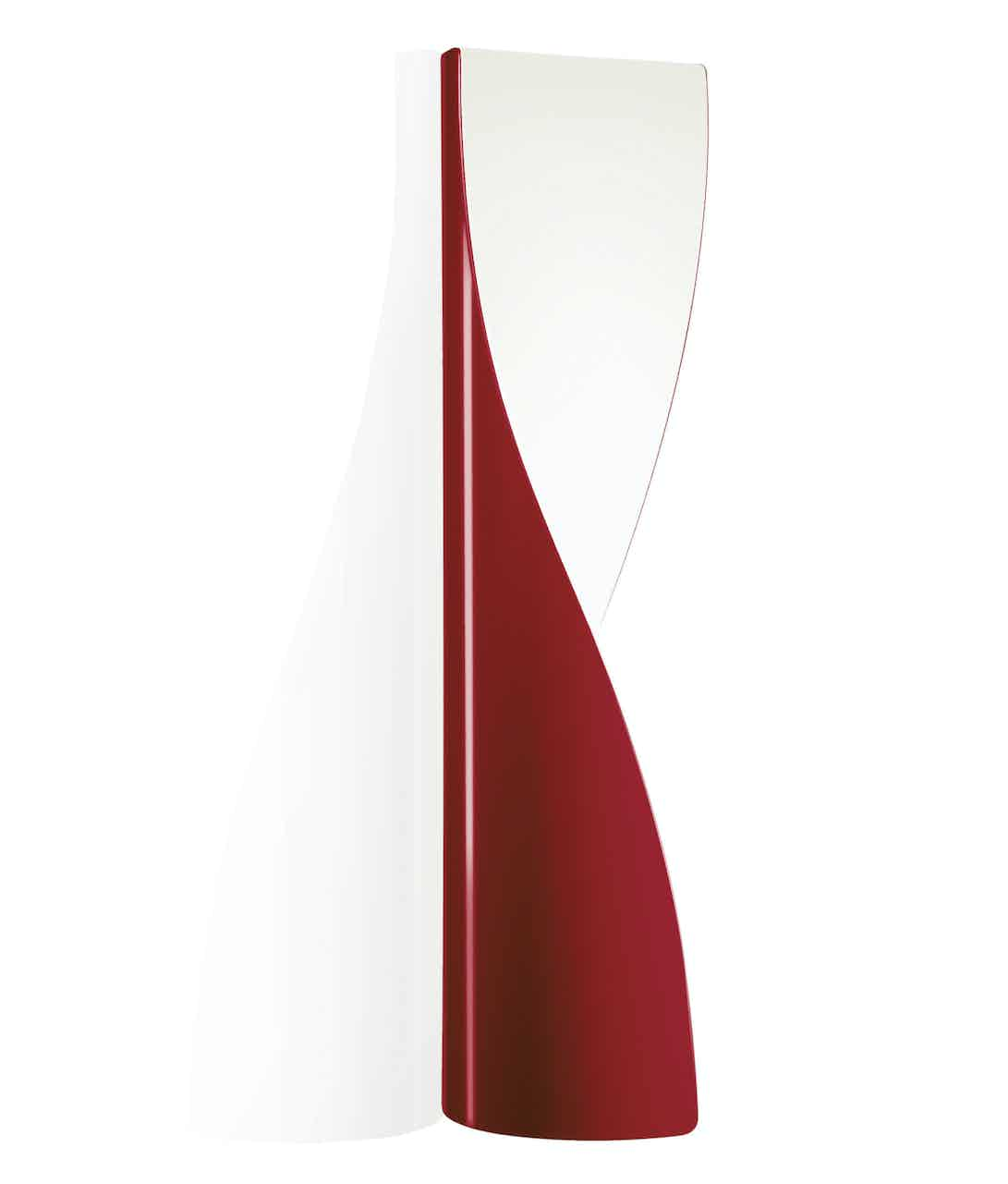 Kundalini lighting evita wall lamp red haute living