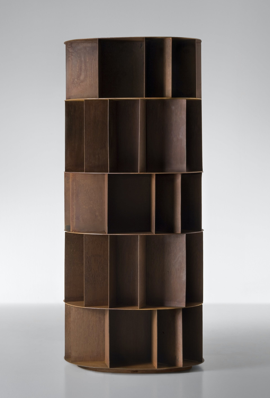 De Castelli Existence Bookcase Front Haute Living