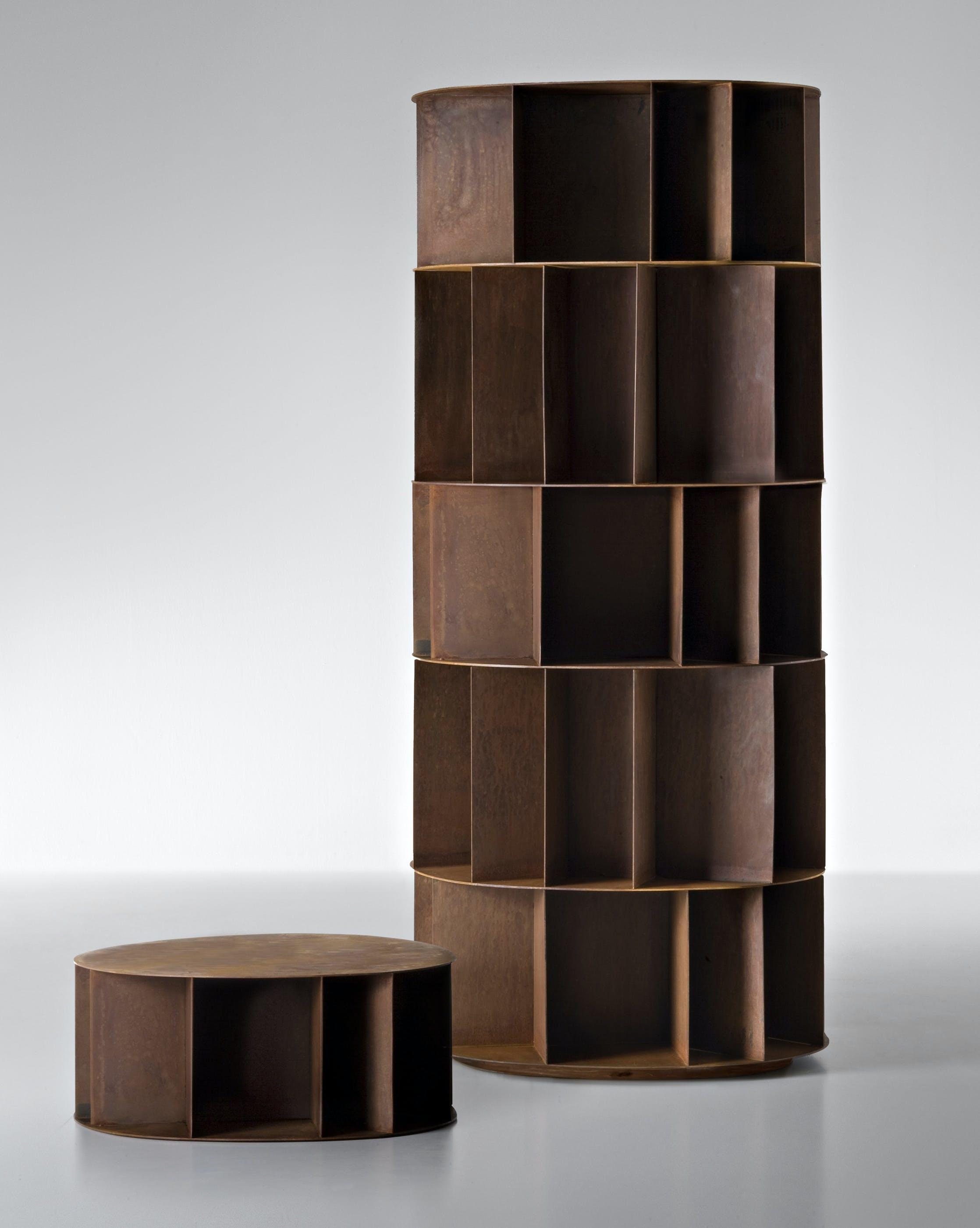 De Castelli Existence Bookcase Multi Haute Living