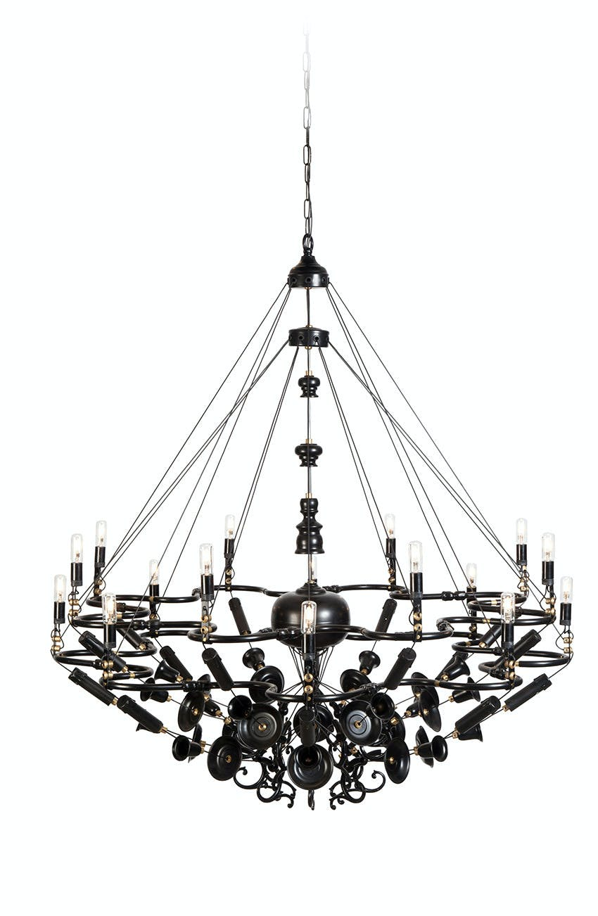Exploded Chandelier Hires Aan