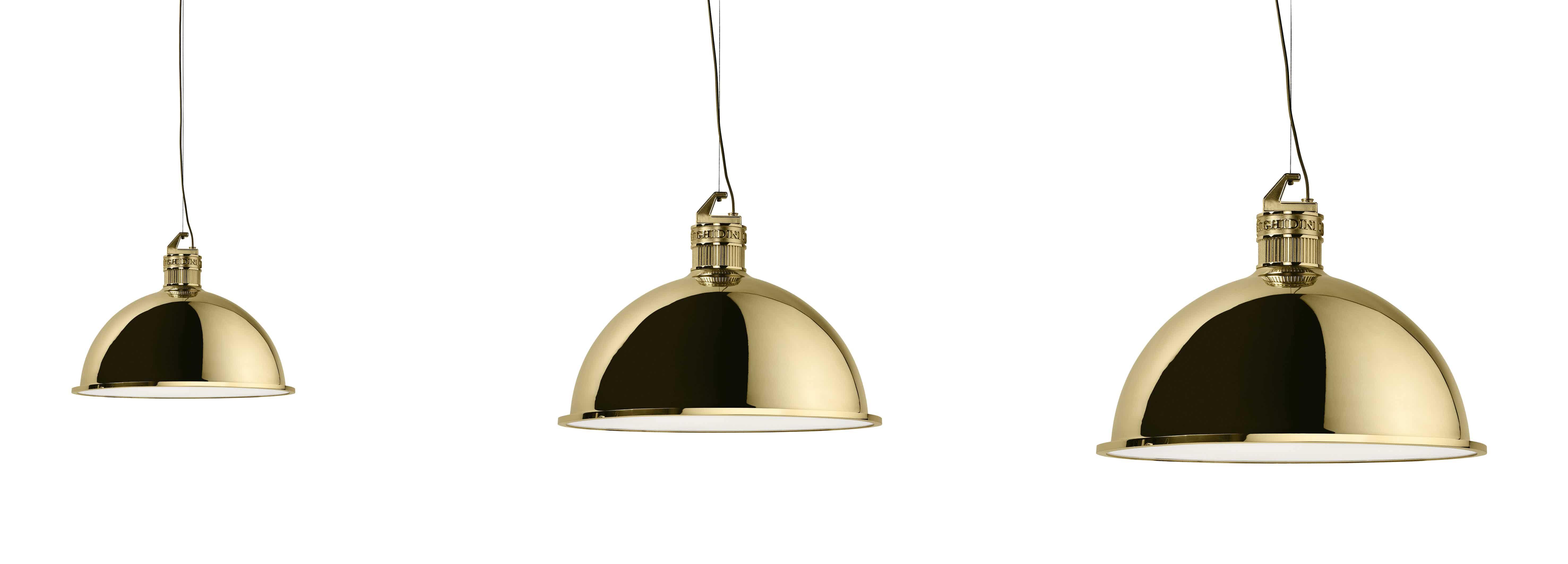 Ghidini 1961 factory lamp trio haute living