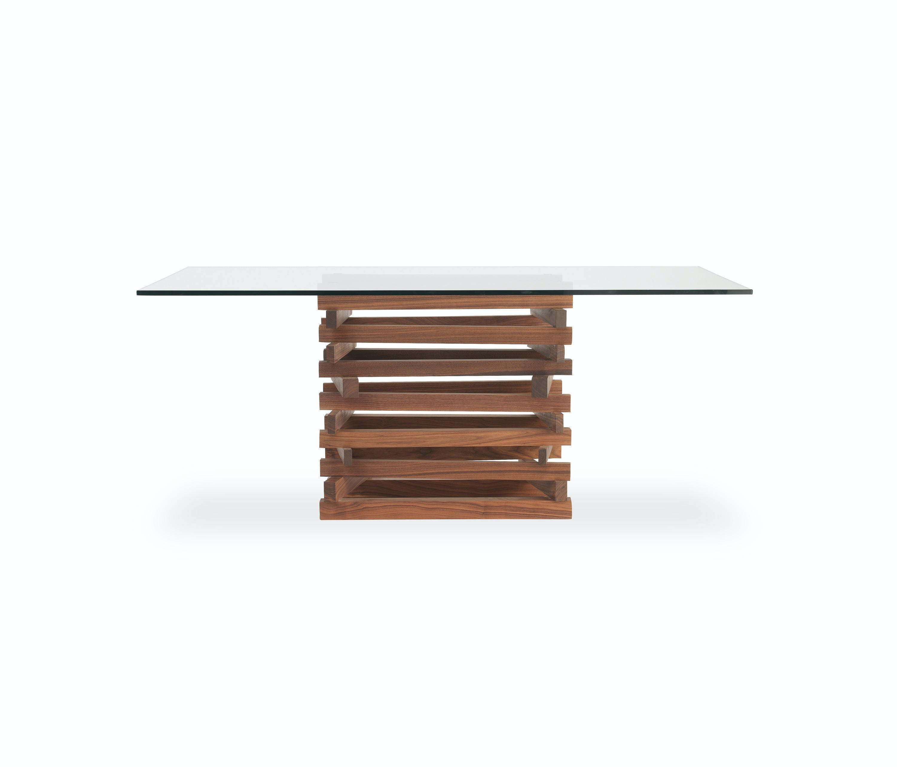 Riva 1920 Falo Glass Table Front
