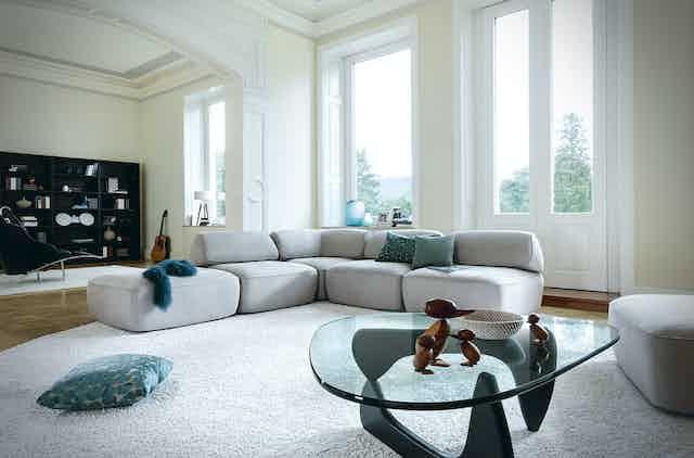 Jab Anstoetz Fat Tony Modular Sofa Insitu Haute Living