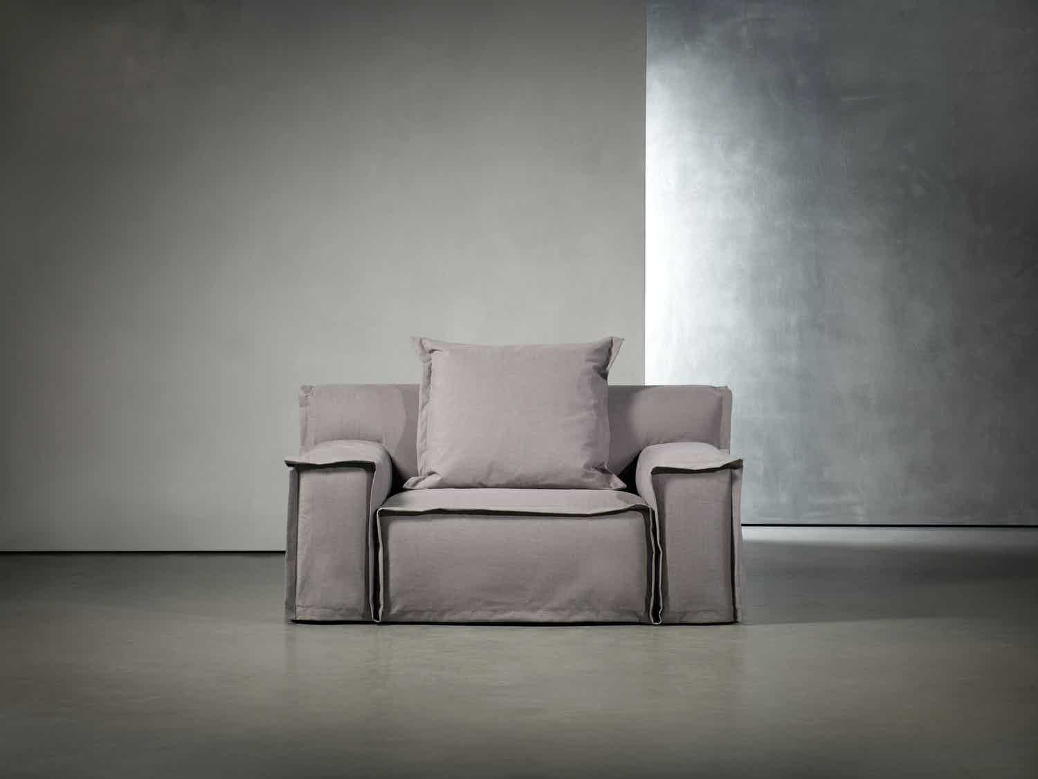 Piet Boon Fedde Loveseat With Pillow Haute Living