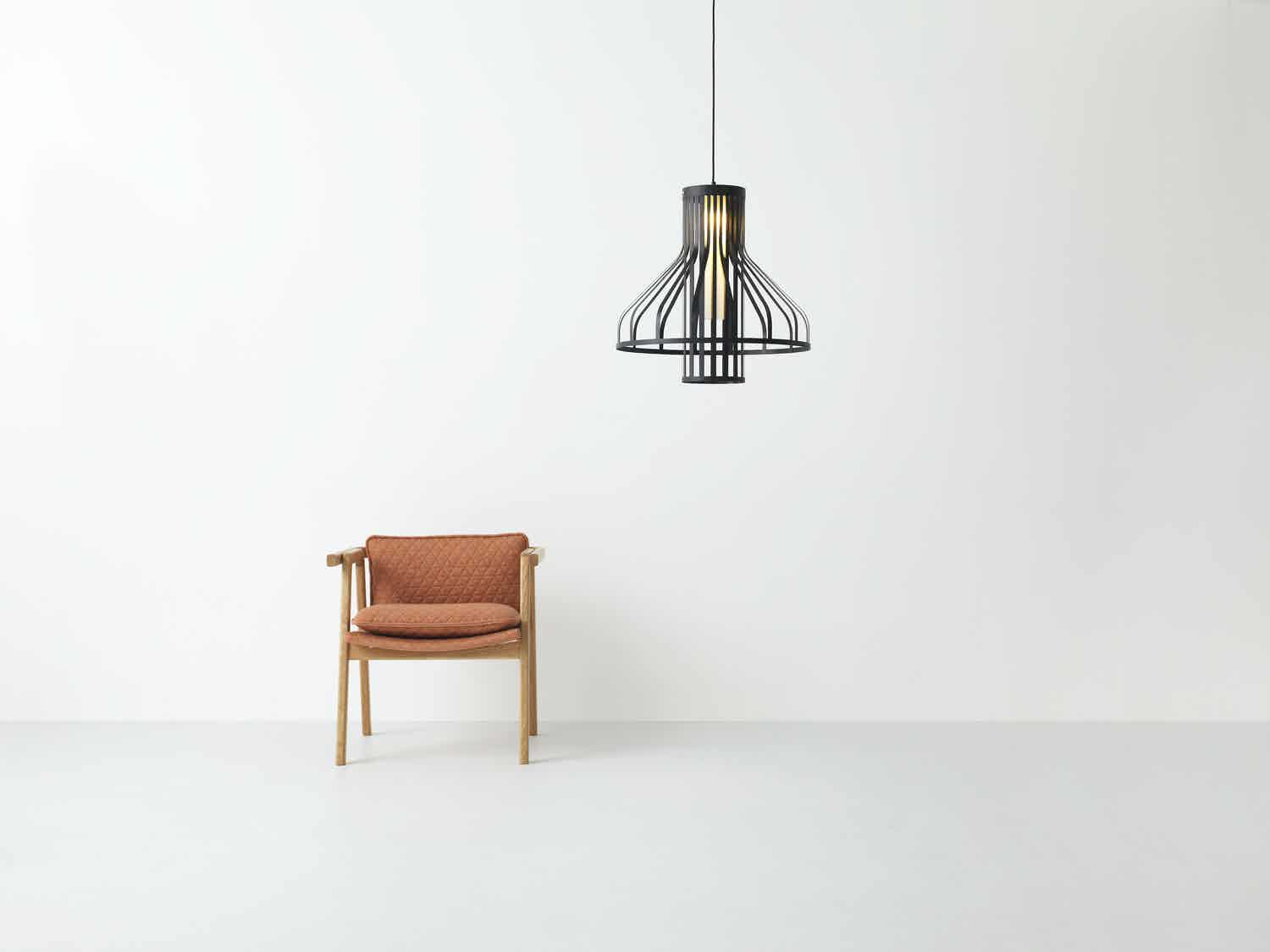 Resident-furniture-fibre-light-funnel-pendant-insitu-haute-living
