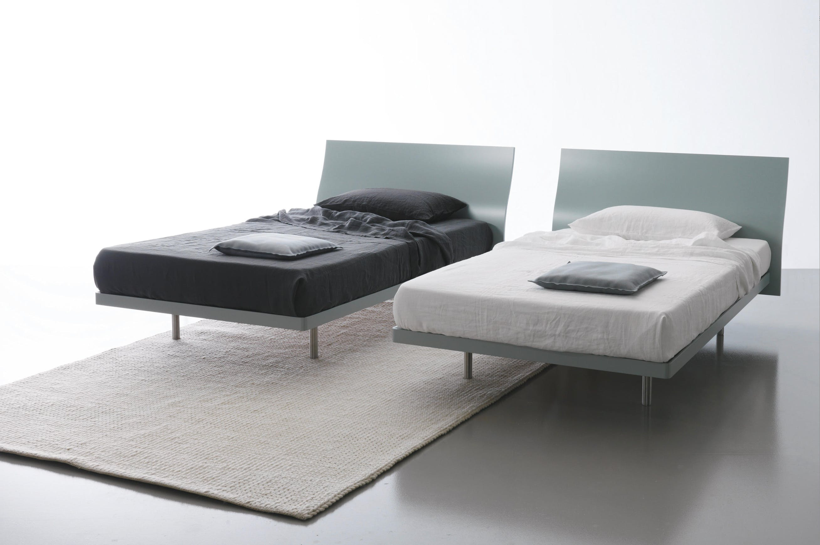 Caccaro Filesse Bed Double Haute Living