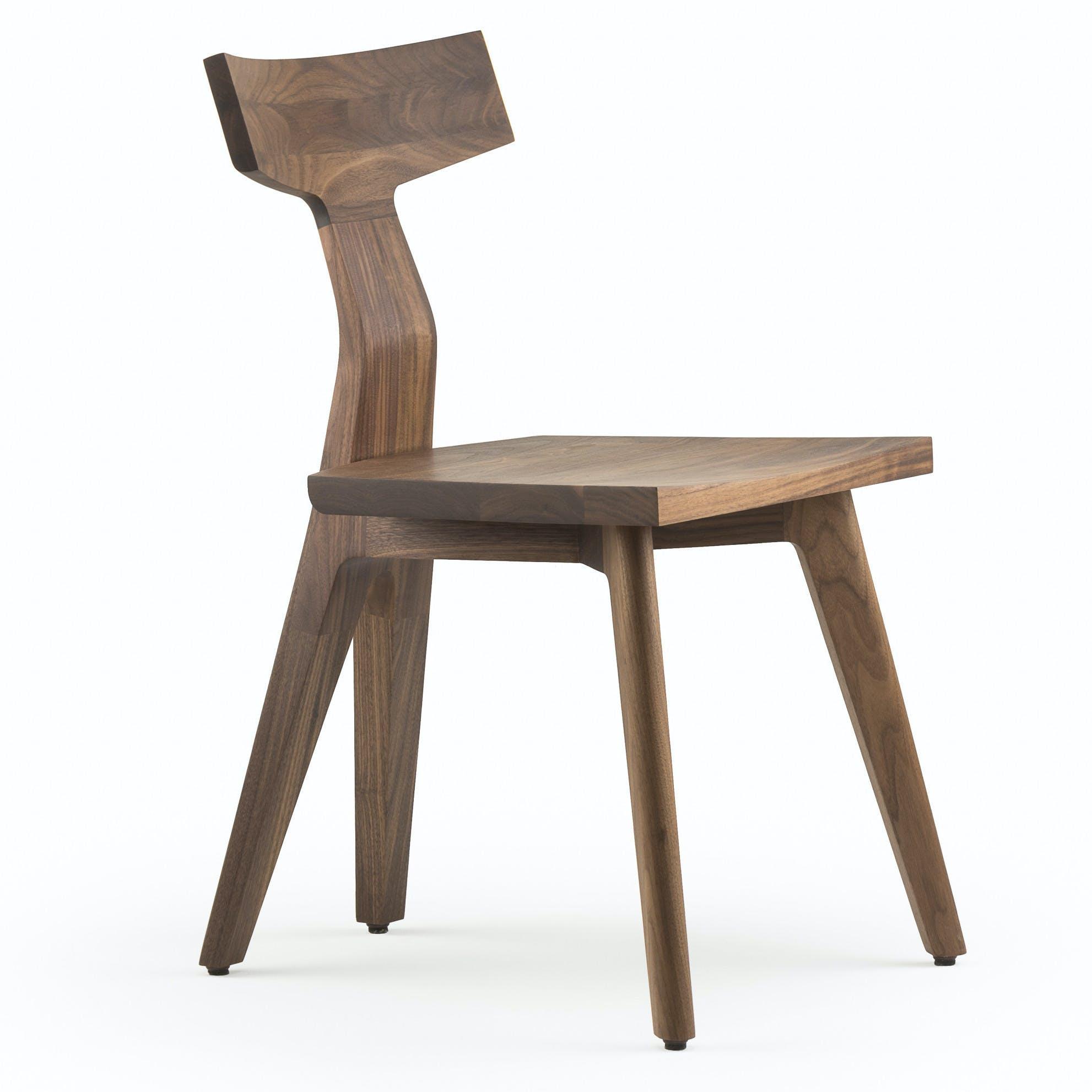 De La Espada Matthew Hilton Fin Dining Chair Thumbnail Haute Living