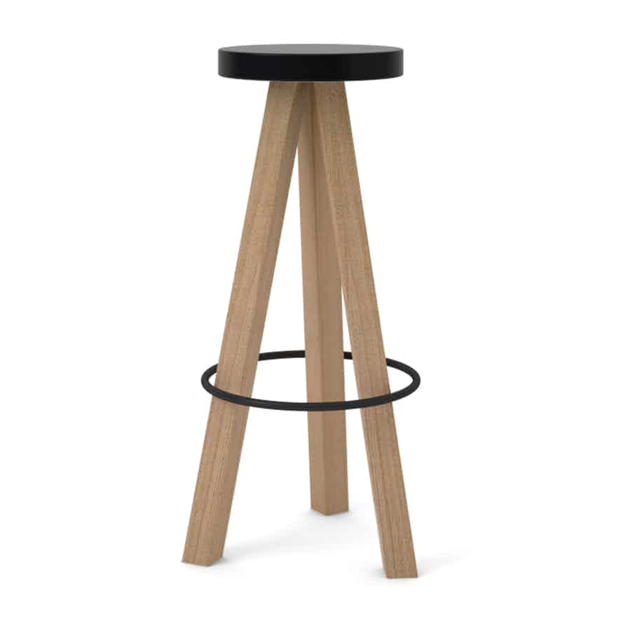 Punt Furniture Stool Thumb Haute Living